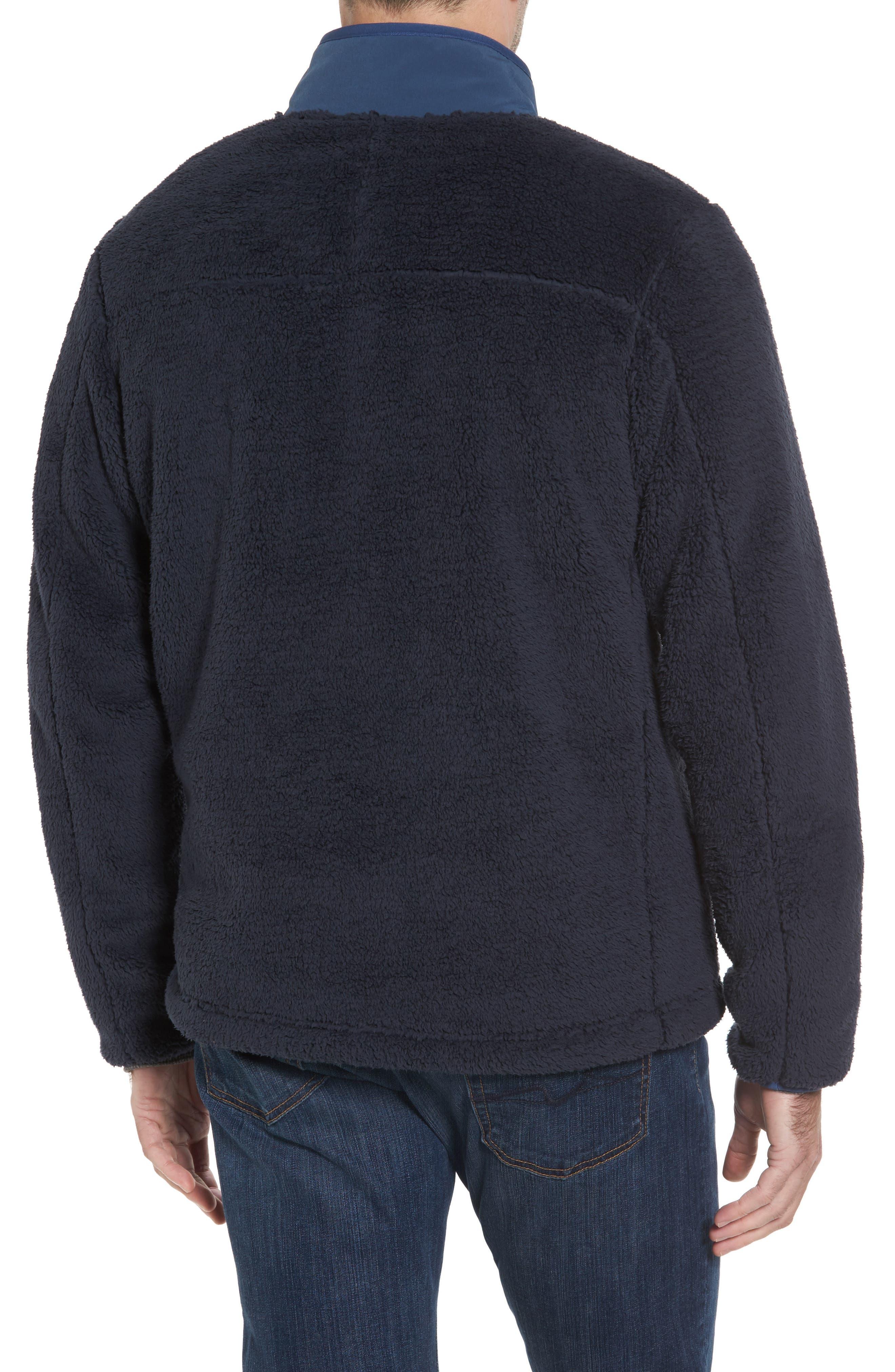 Campshire Zip Fleece Jacket,                             Alternate thumbnail 19, color,