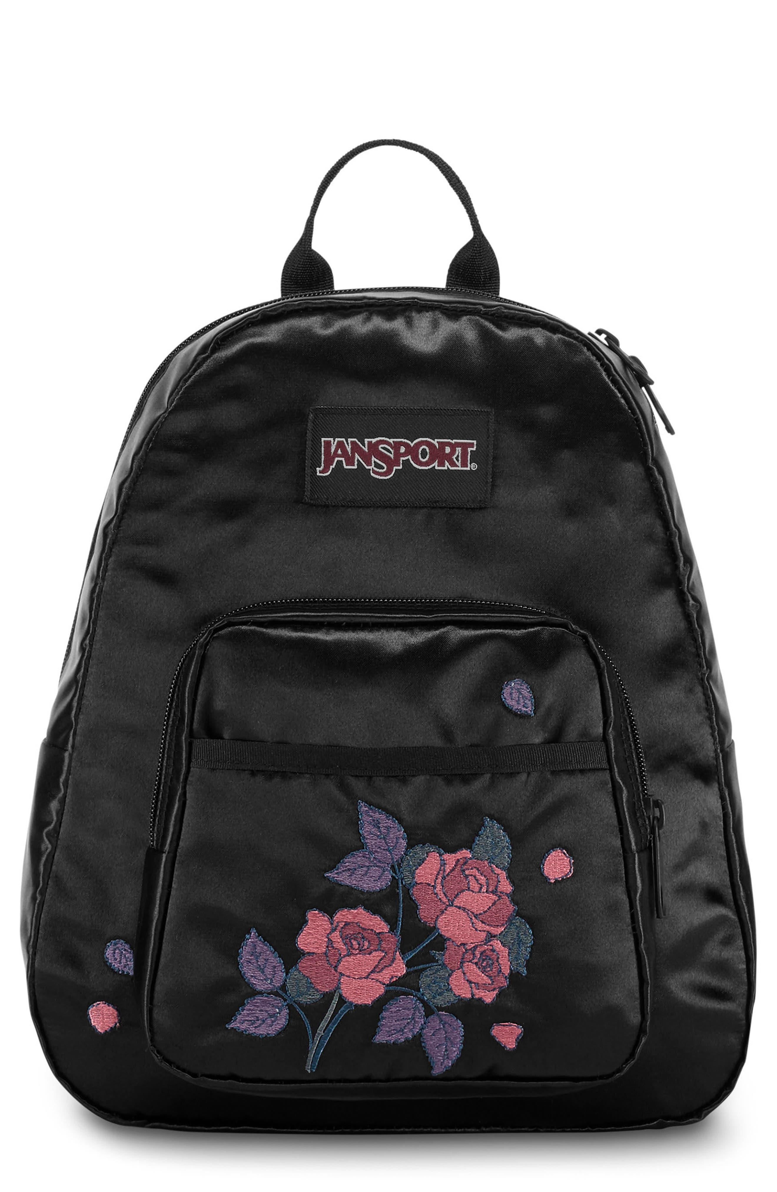 Half Pint FX Backpack,                         Main,                         color, SATIN ROSE