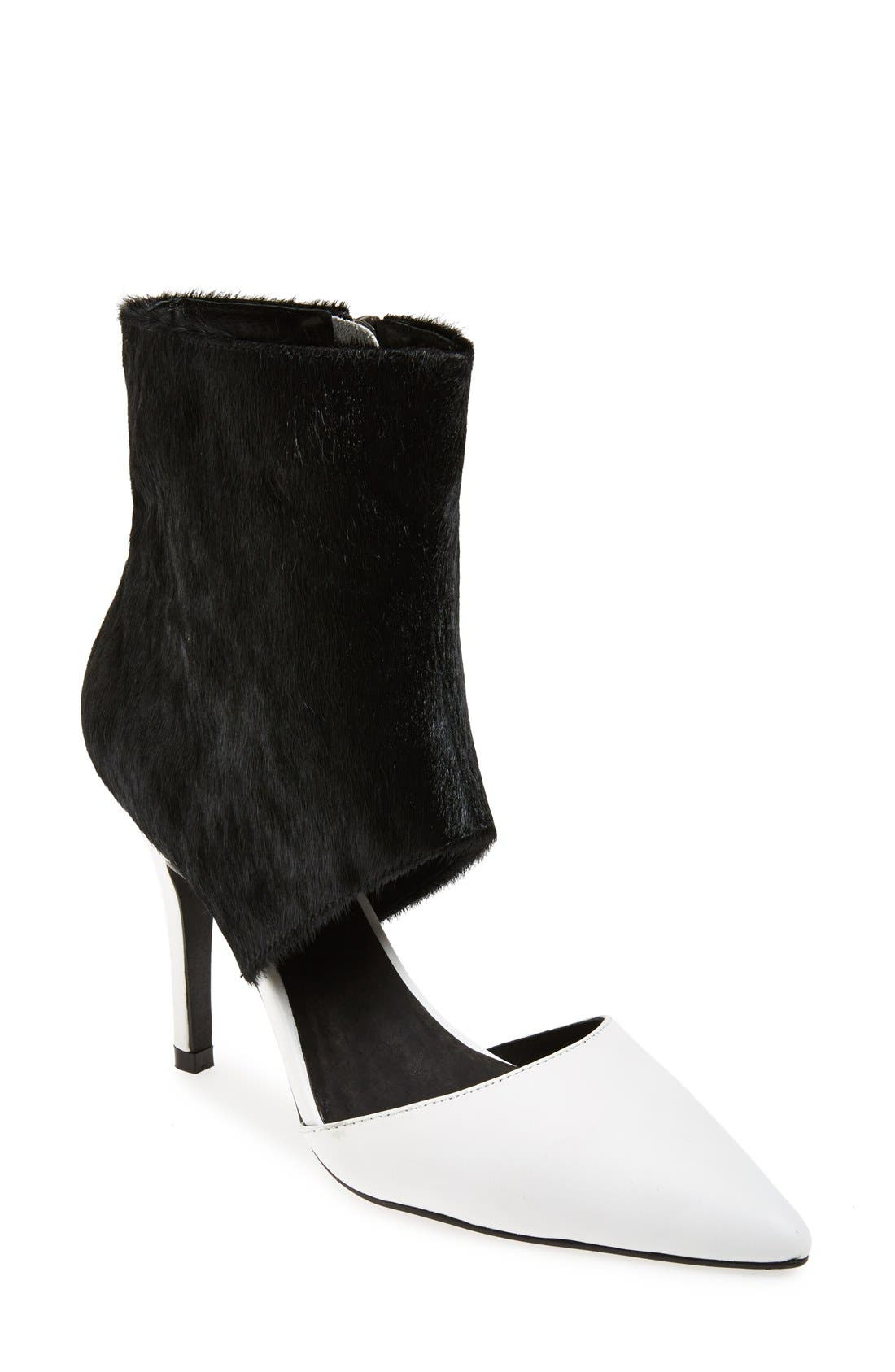 'Tylar' Cutout Bootie,                             Main thumbnail 1, color,