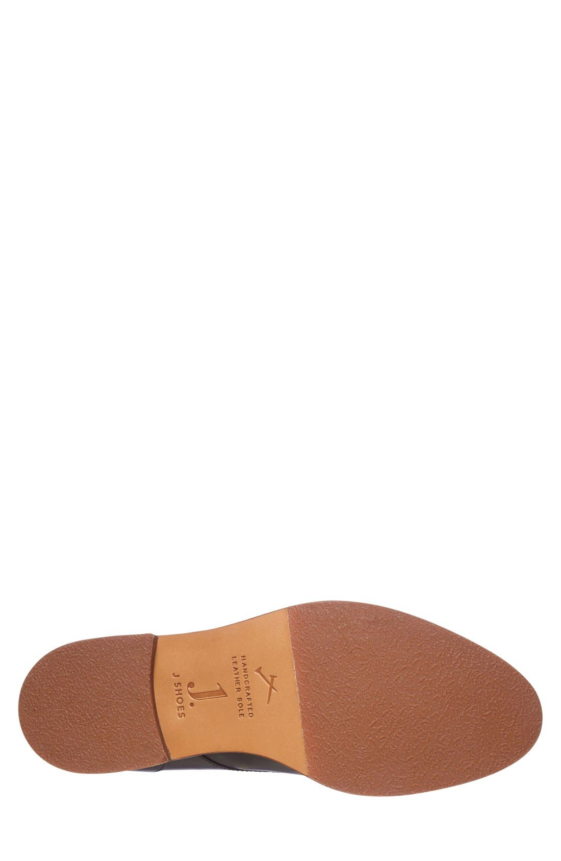 'William Plus' Plain Toe Derby,                             Alternate thumbnail 4, color,                             019