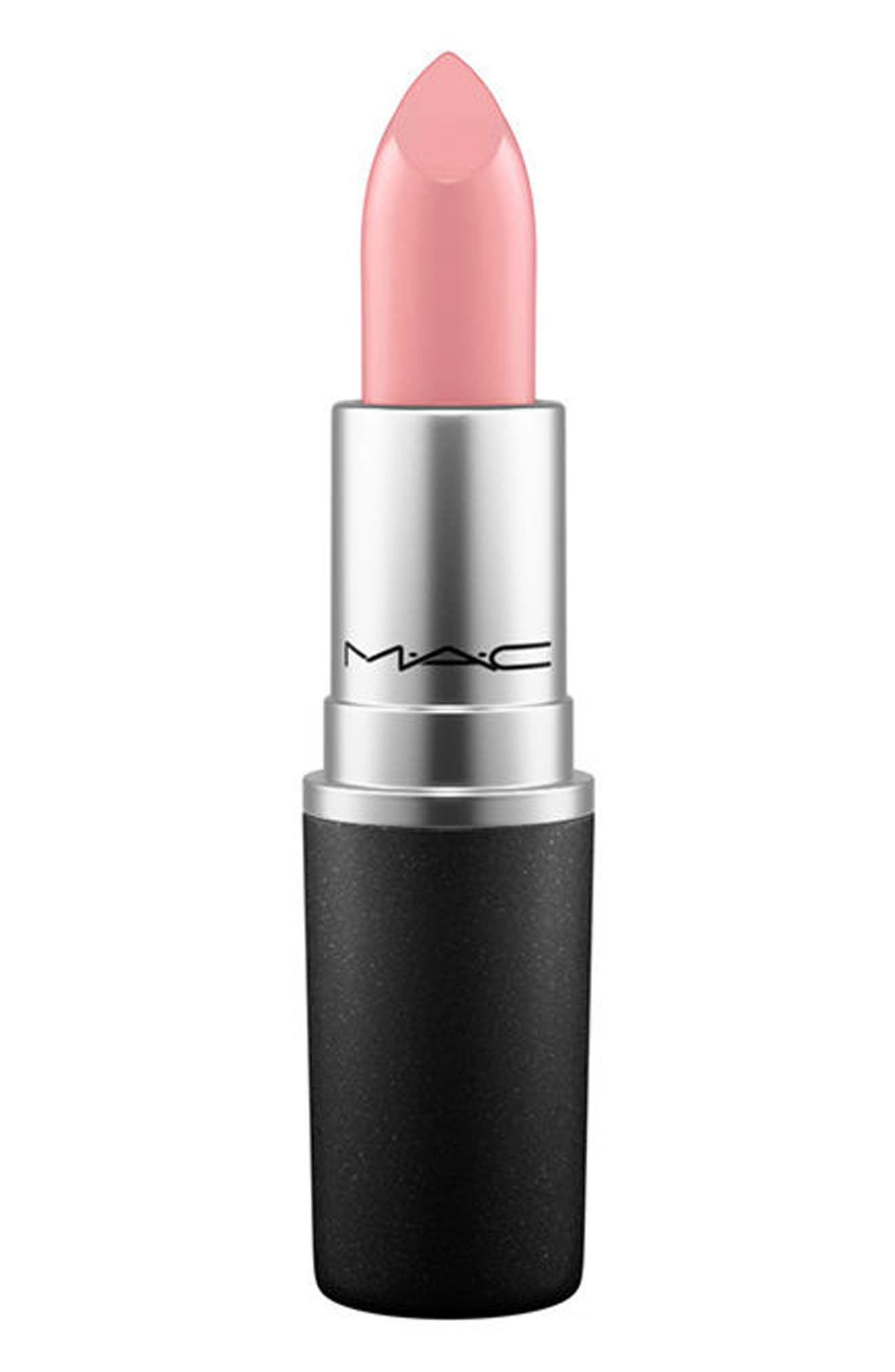 MAC Pink Lipstick,                             Main thumbnail 1, color,                             CREME CUP (C)