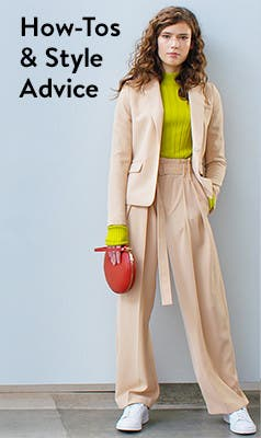 How-tos and style advice for women.