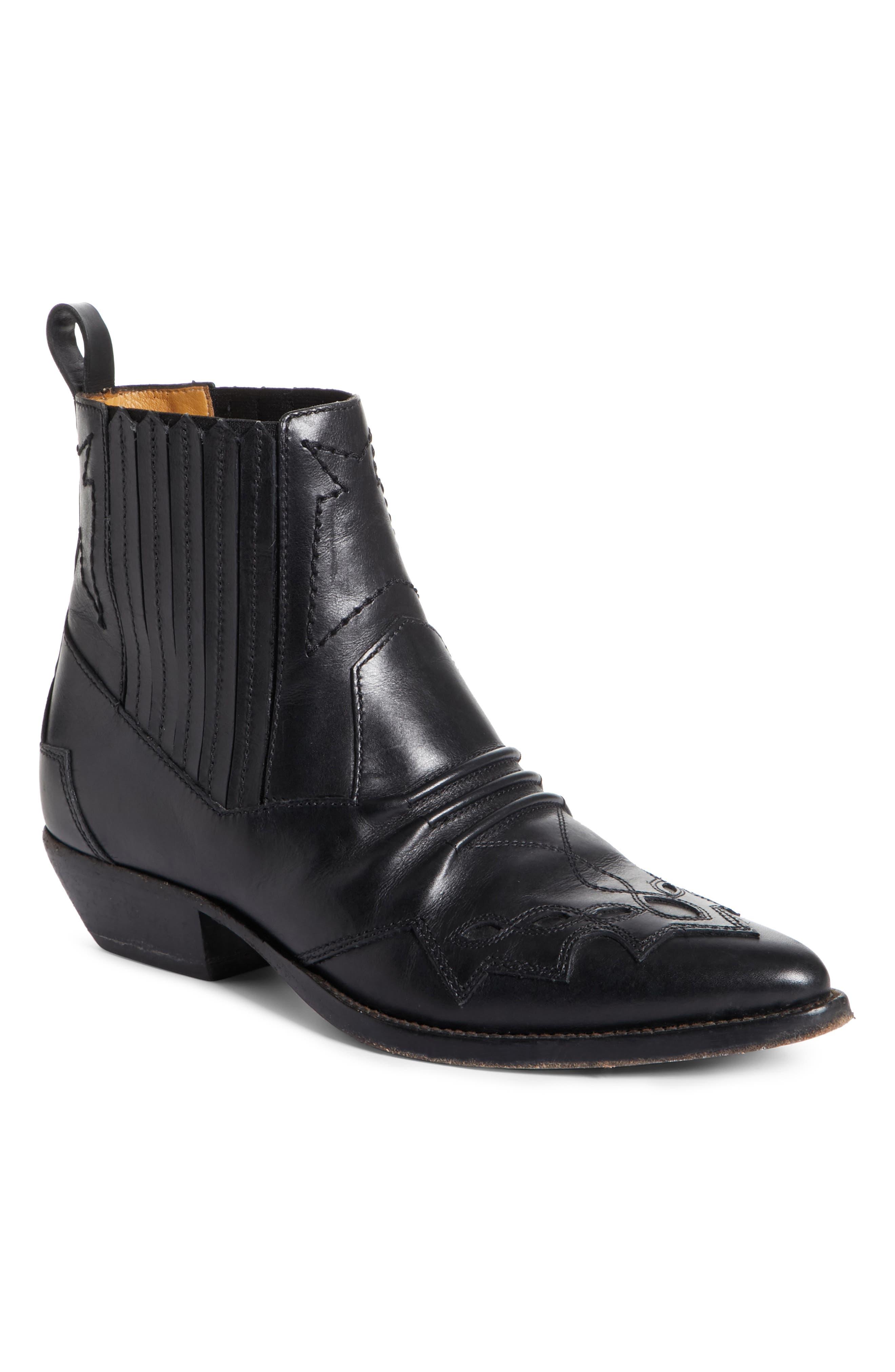 ROSEANNA Tucson Boot in Noir