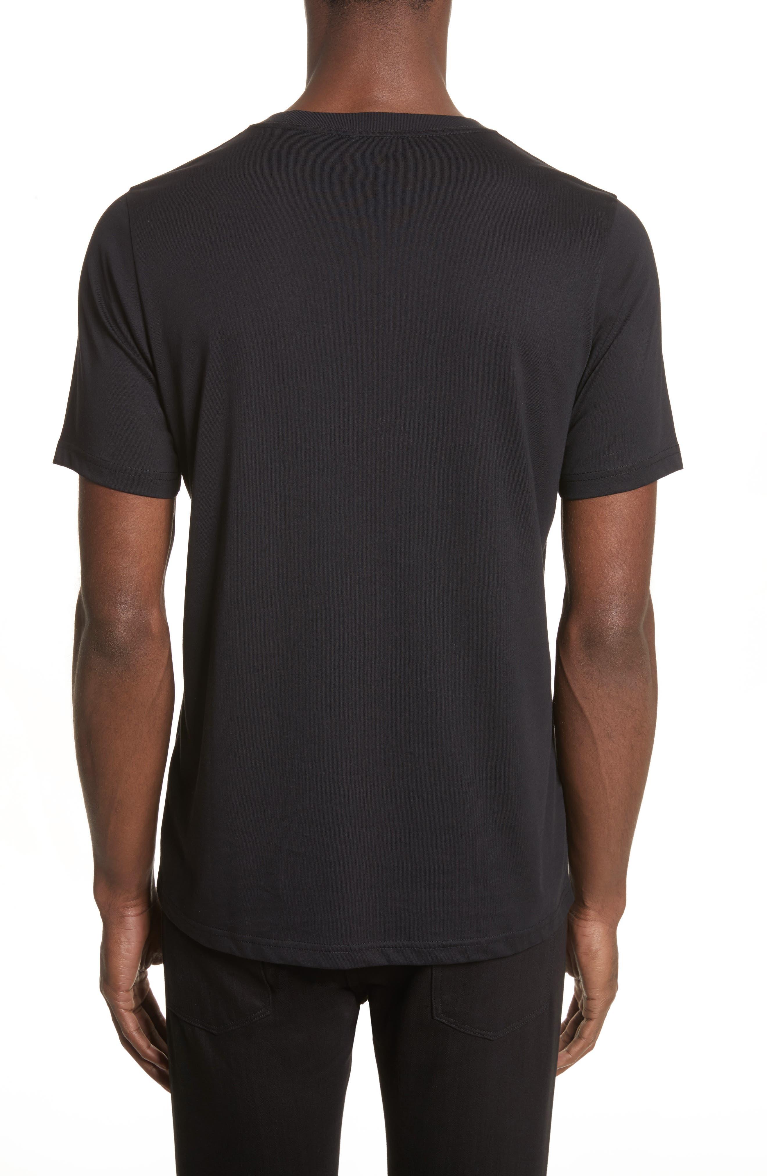 12oz Skeleton Graphic T-Shirt,                             Alternate thumbnail 2, color,                             001