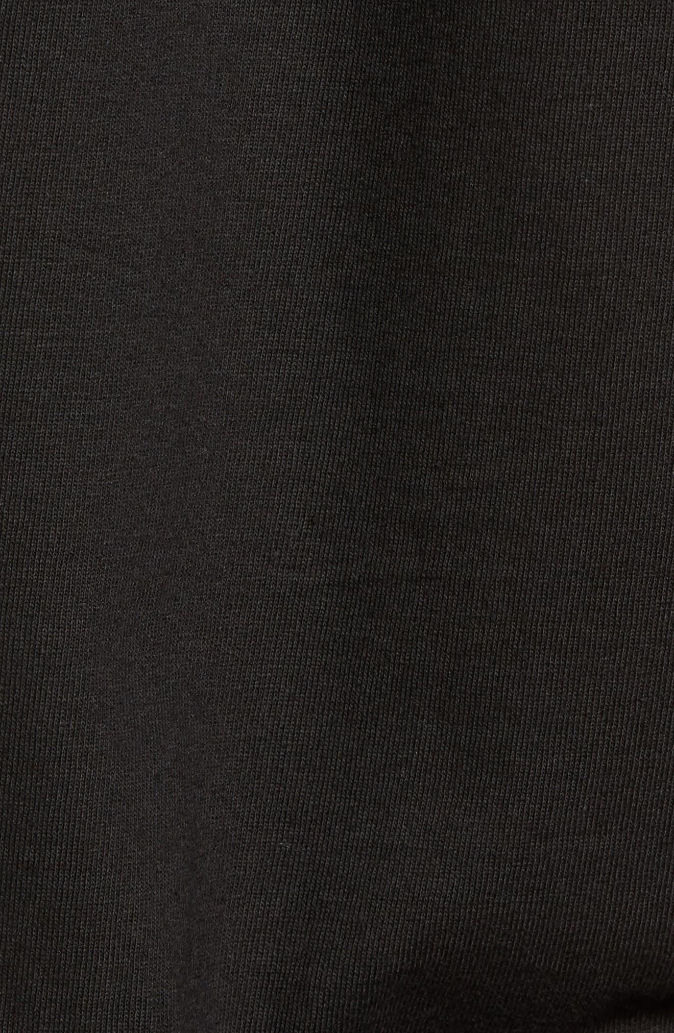 Peabody Standard T-Shirt,                             Alternate thumbnail 5, color,                             001