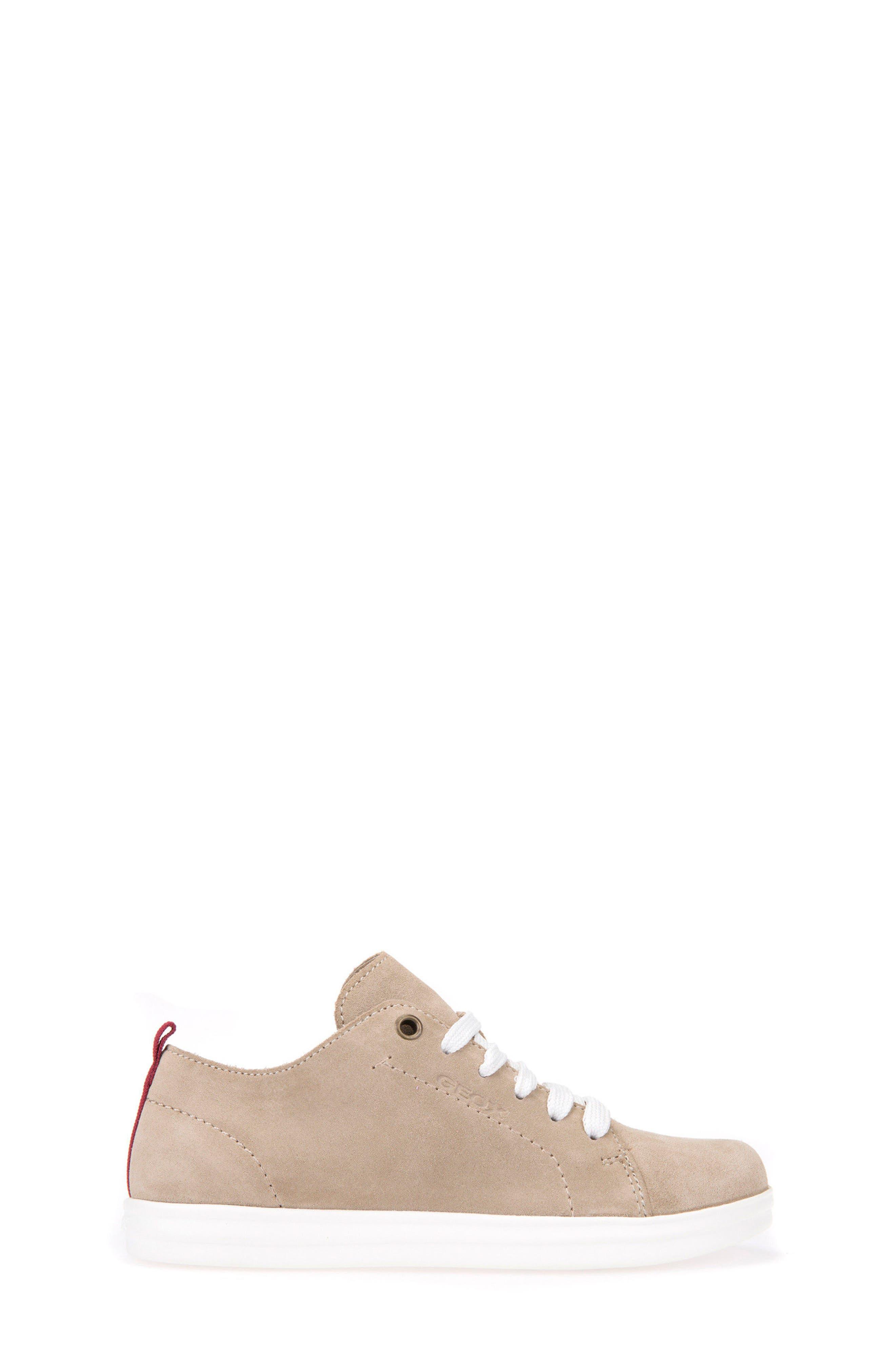 Anthor Low Top Sneaker,                             Alternate thumbnail 3, color,                             BEIGE