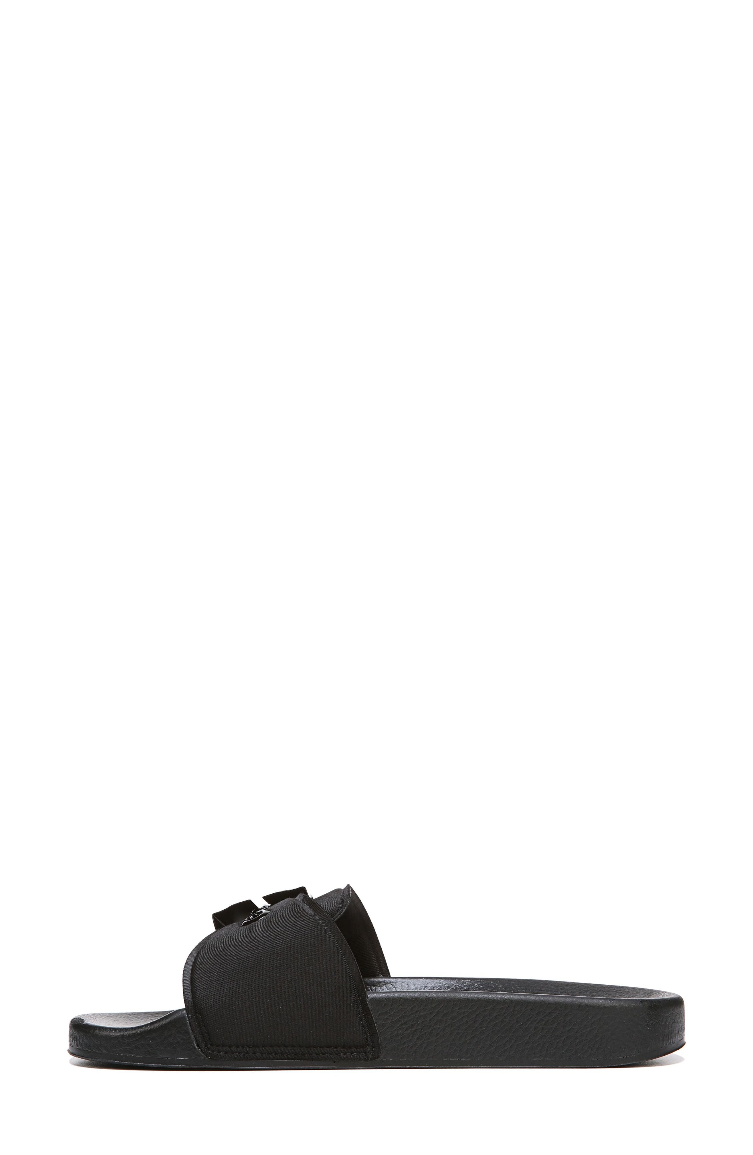 Original Pool Slide Sandal,                             Alternate thumbnail 3, color,                             BLACK