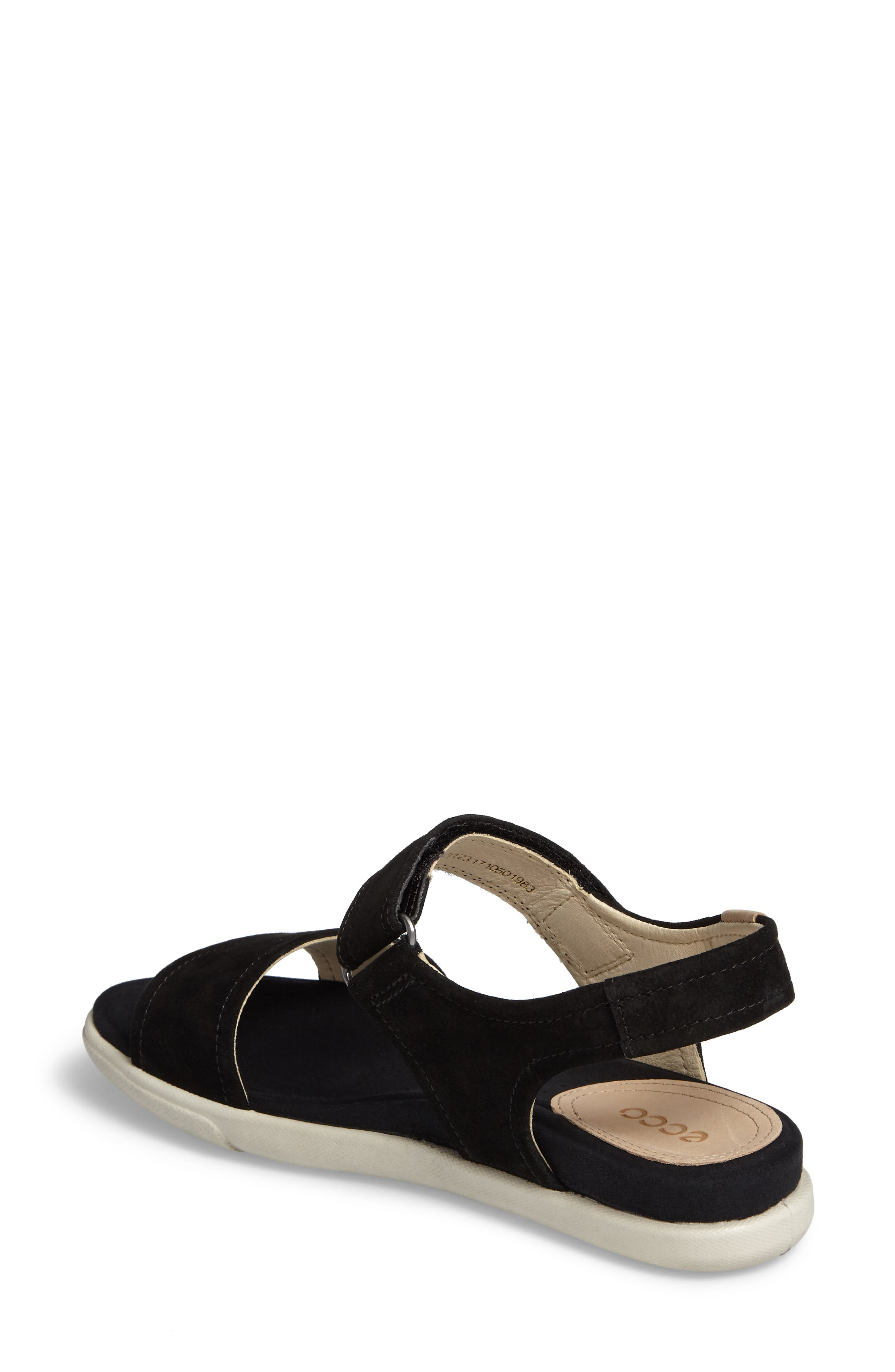 'Damara' Strap Sandal,                             Alternate thumbnail 4, color,