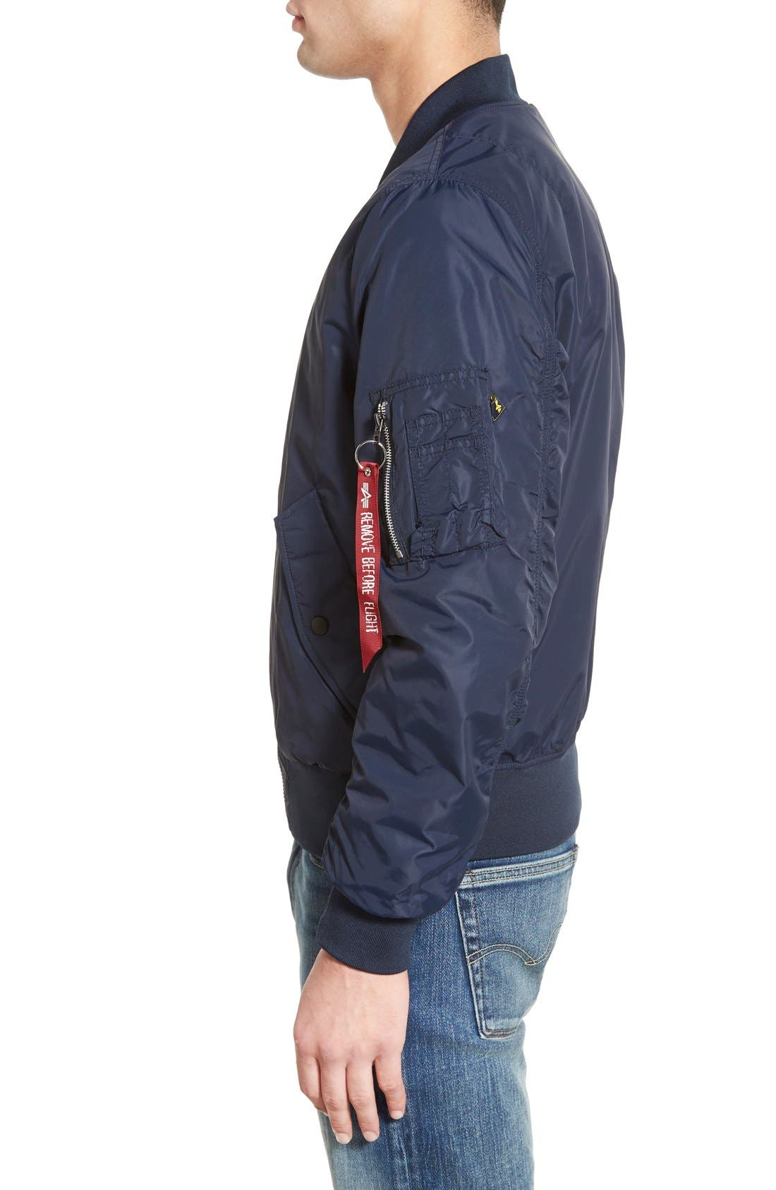 LB-2 Scout Reversible Flight Jacket,                             Alternate thumbnail 31, color,