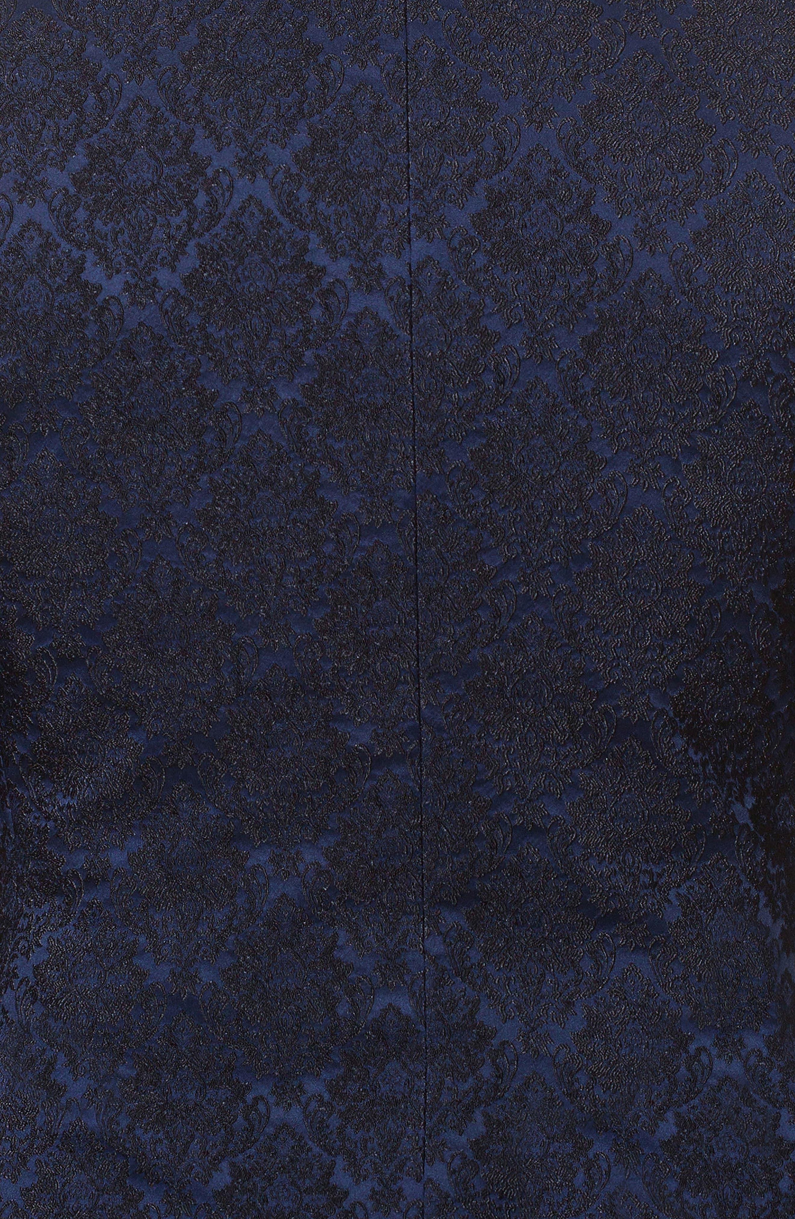 Descartes Jacquard Linen & Cotton Blend Sport Coat,                             Alternate thumbnail 4, color,                             420