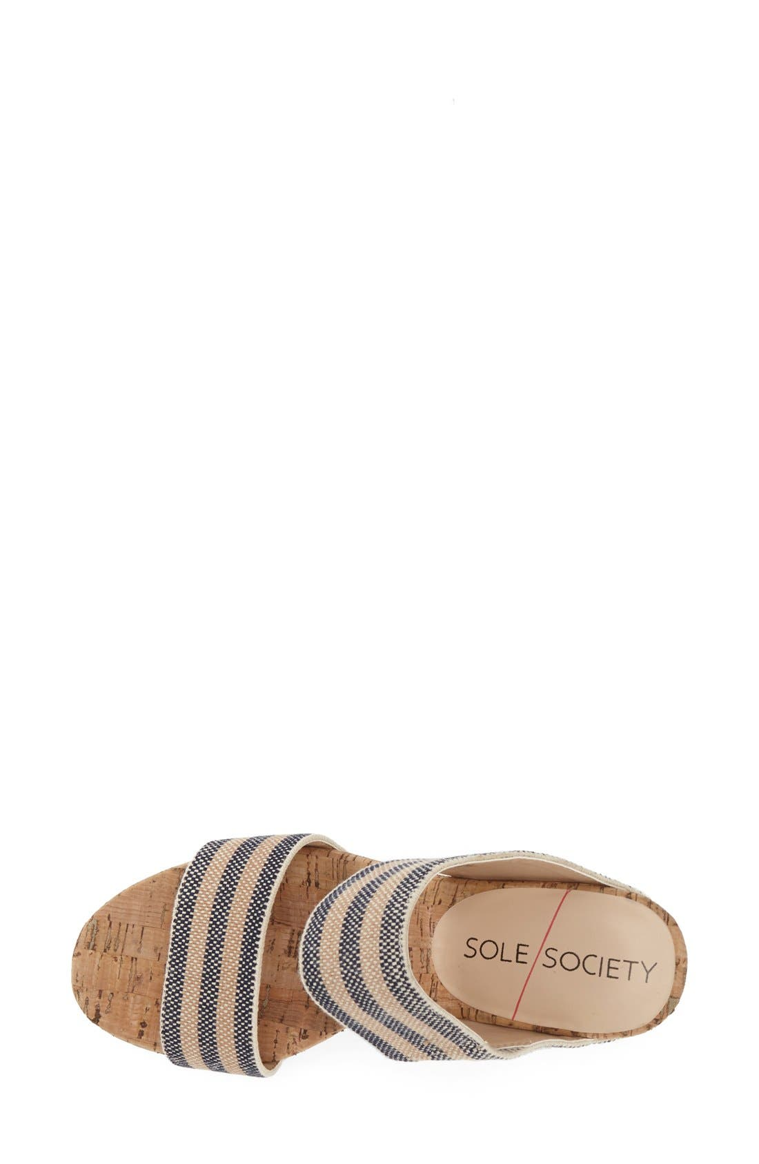 'Emilia 2' Wedge Sandal,                             Alternate thumbnail 11, color,