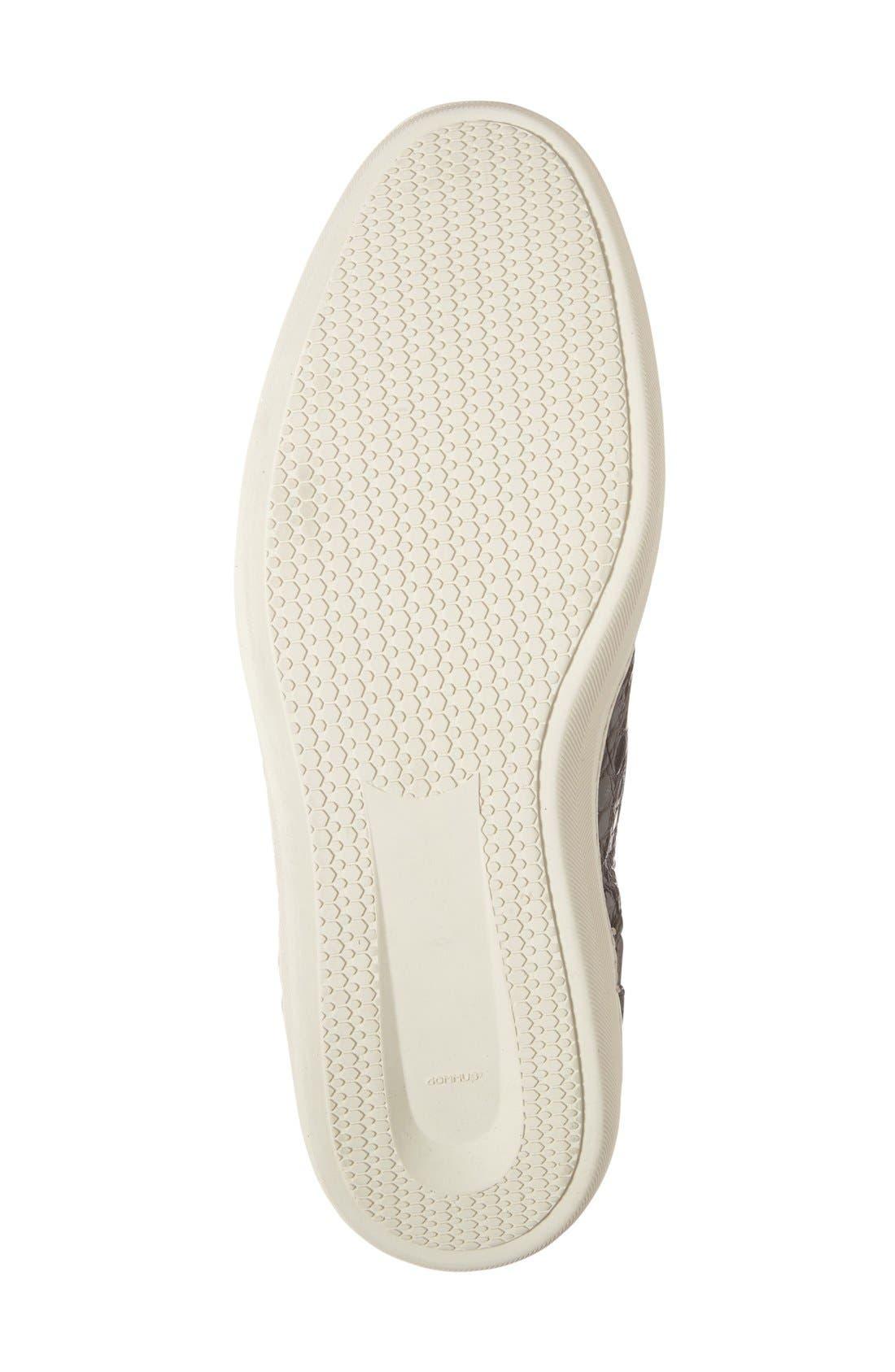 'Emmanuel' Slip-on Sneaker,                             Alternate thumbnail 11, color,