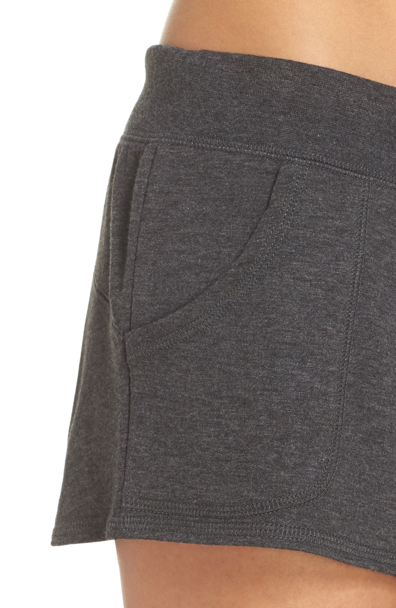 Down To The Details Lounge Shorts,                             Alternate thumbnail 4, color,                             030