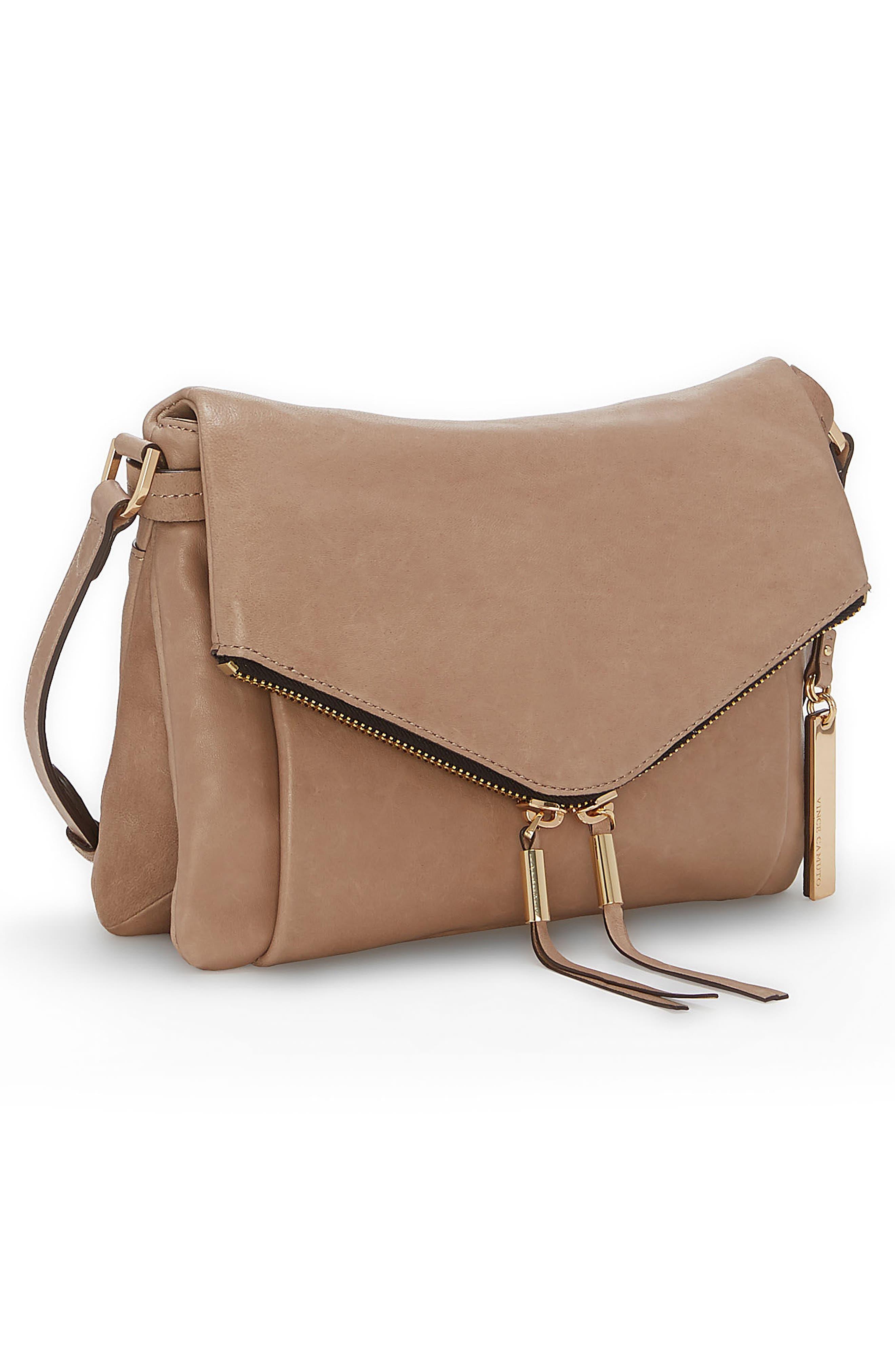 Alder Leather Crossbody Bag,                             Alternate thumbnail 12, color,
