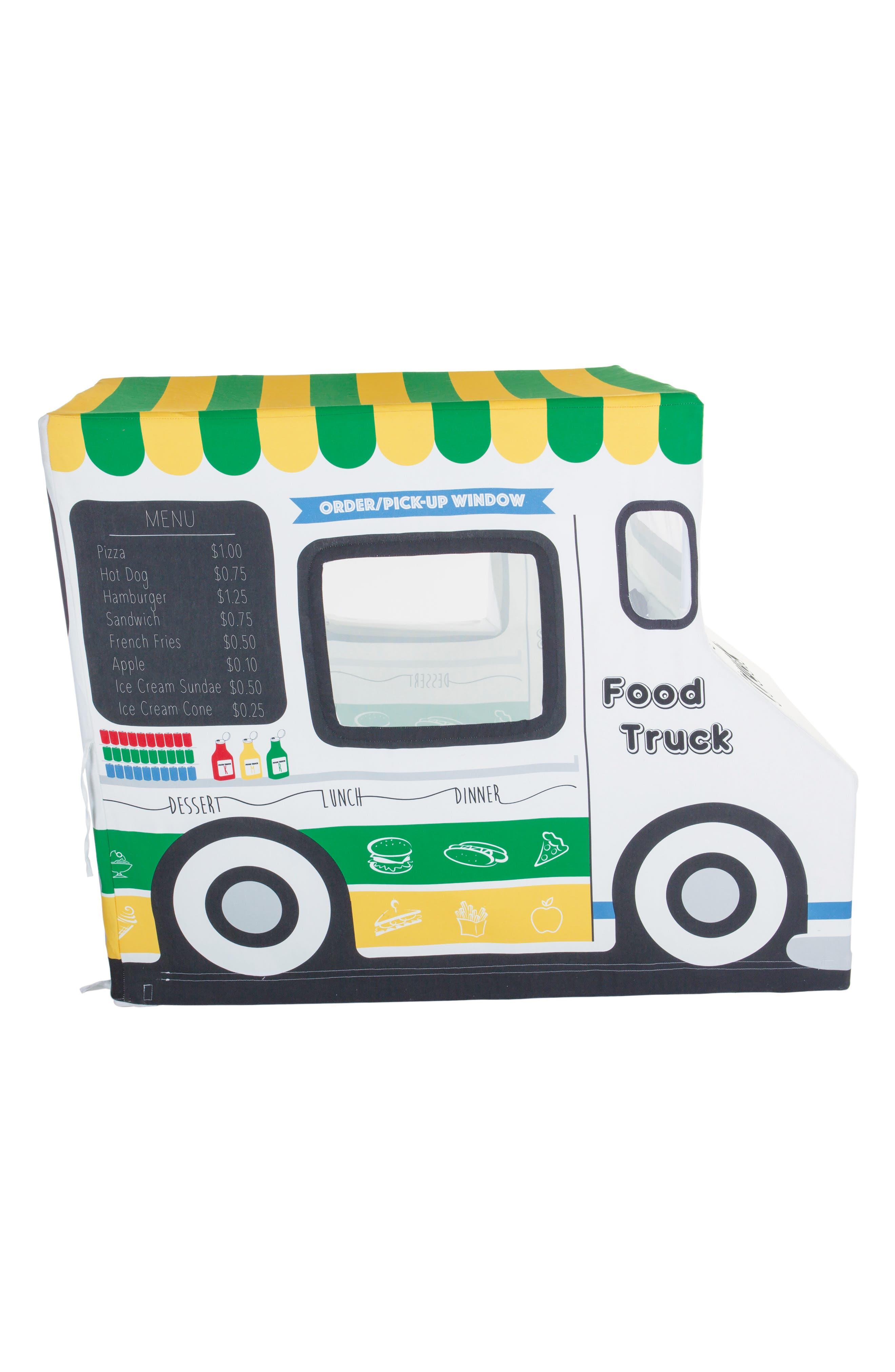 Food Truck Tent,                             Alternate thumbnail 5, color,                             WHITE