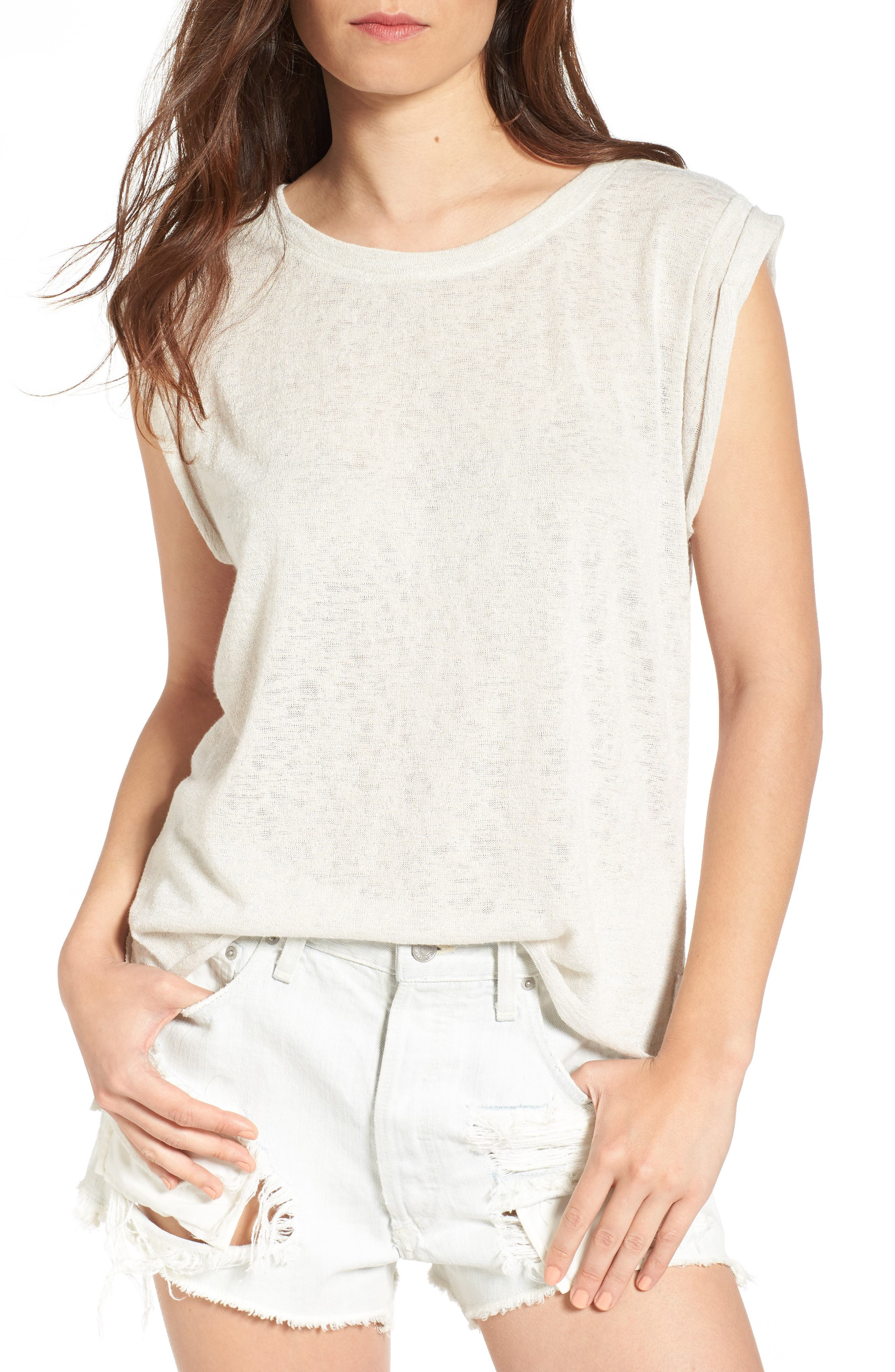 PST by Project Social T Knit Tank,                         Main,                         color, 250