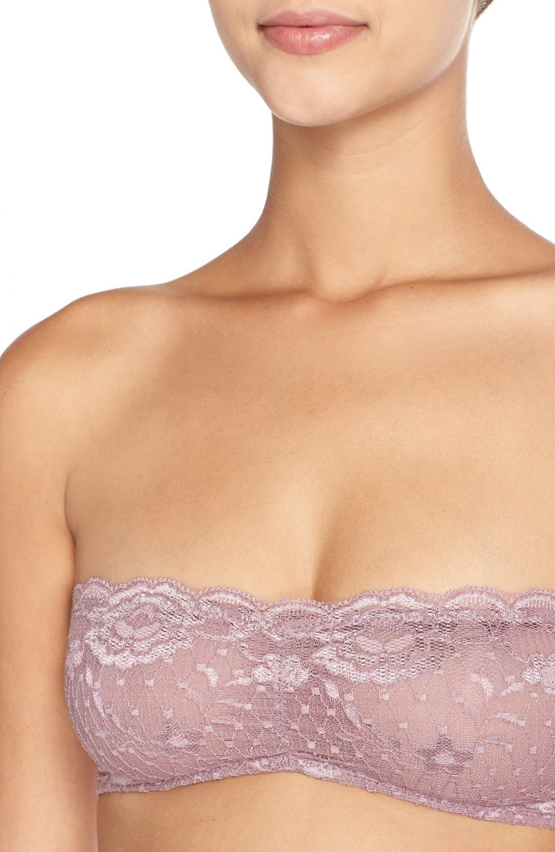 Intimately FP Lace Bandeau,                             Alternate thumbnail 45, color,