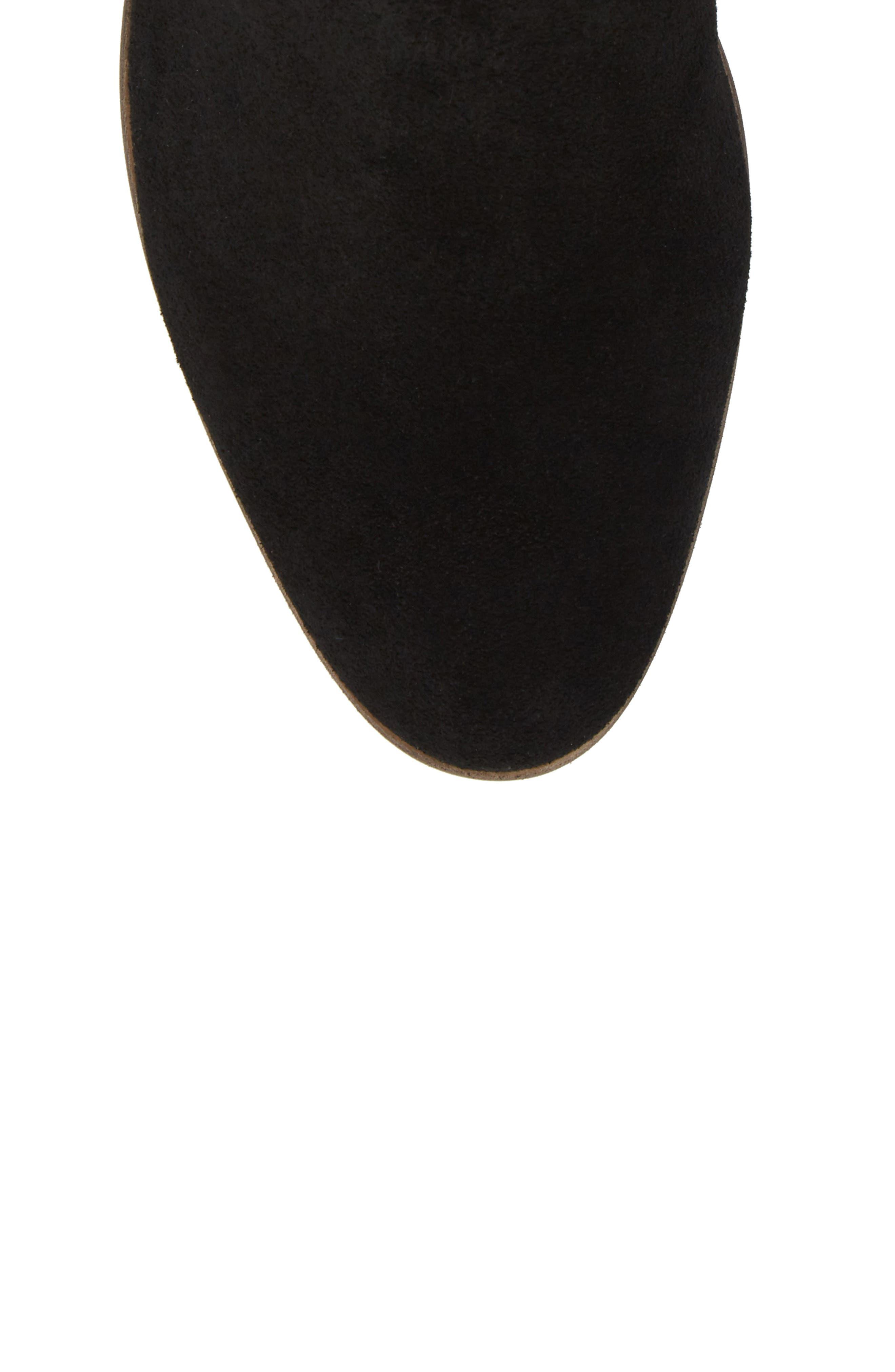 Seneca Zip Boot,                             Alternate thumbnail 5, color,                             001