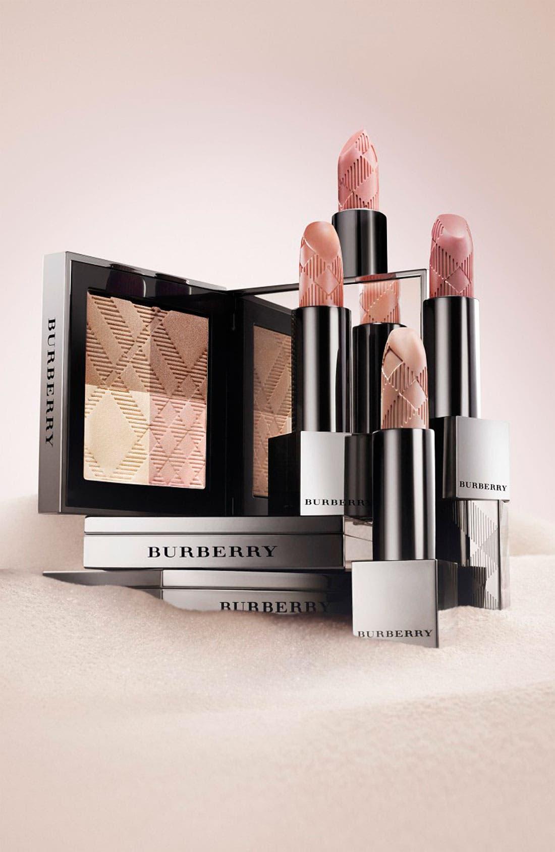 BURBERRY BEAUTY,                             'Lip Mist' Natural Sheer Lipstick,                             Main thumbnail 1, color,                             001