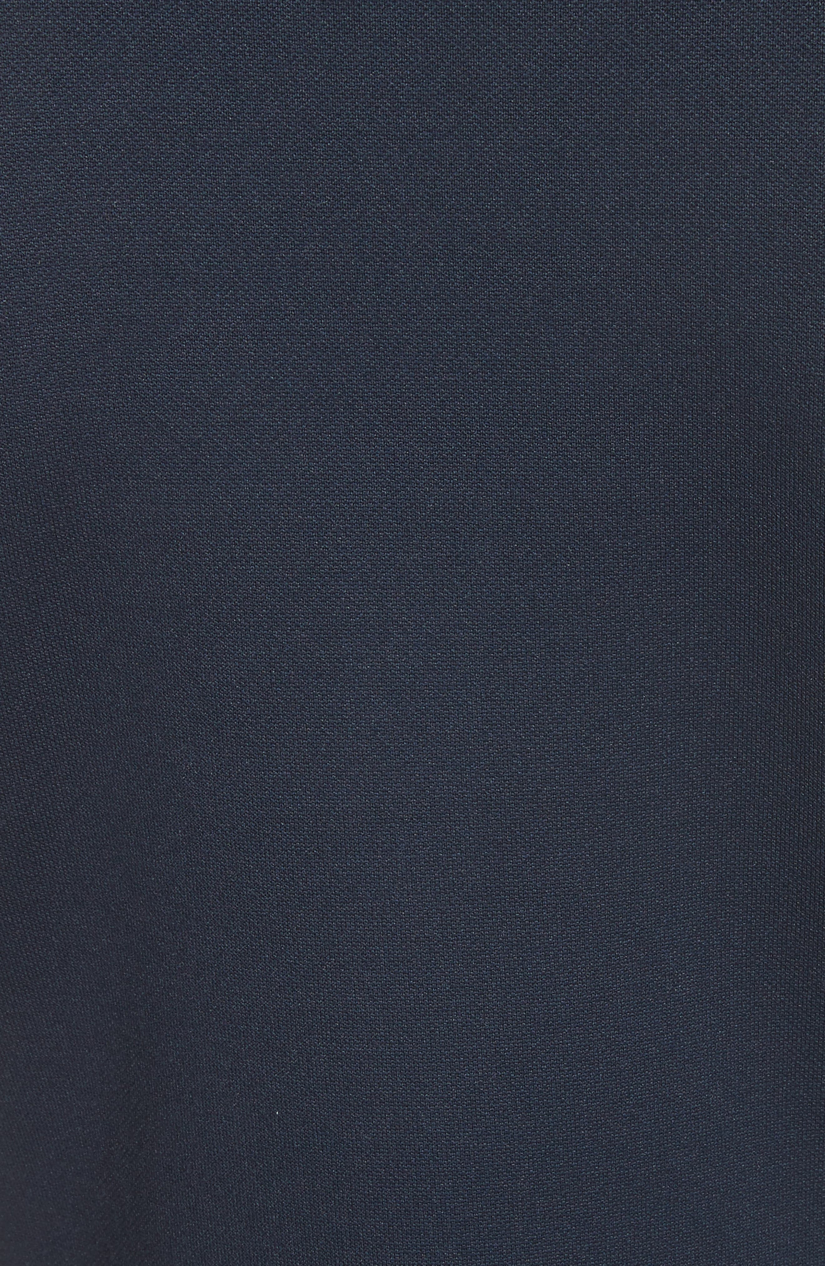 Sleeveless Track Dress,                             Alternate thumbnail 5, color,                             TORY NAVY