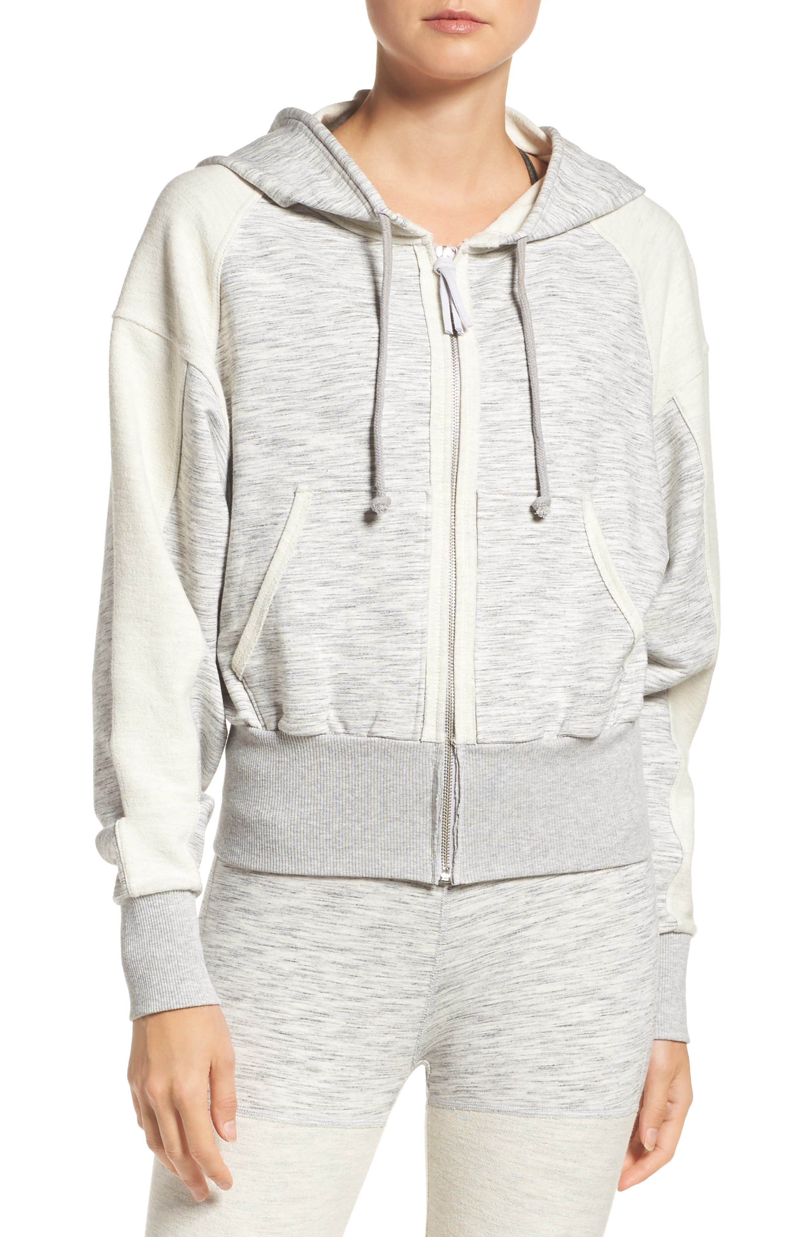 Shadowboxer Hoodie,                             Main thumbnail 1, color,                             GREY