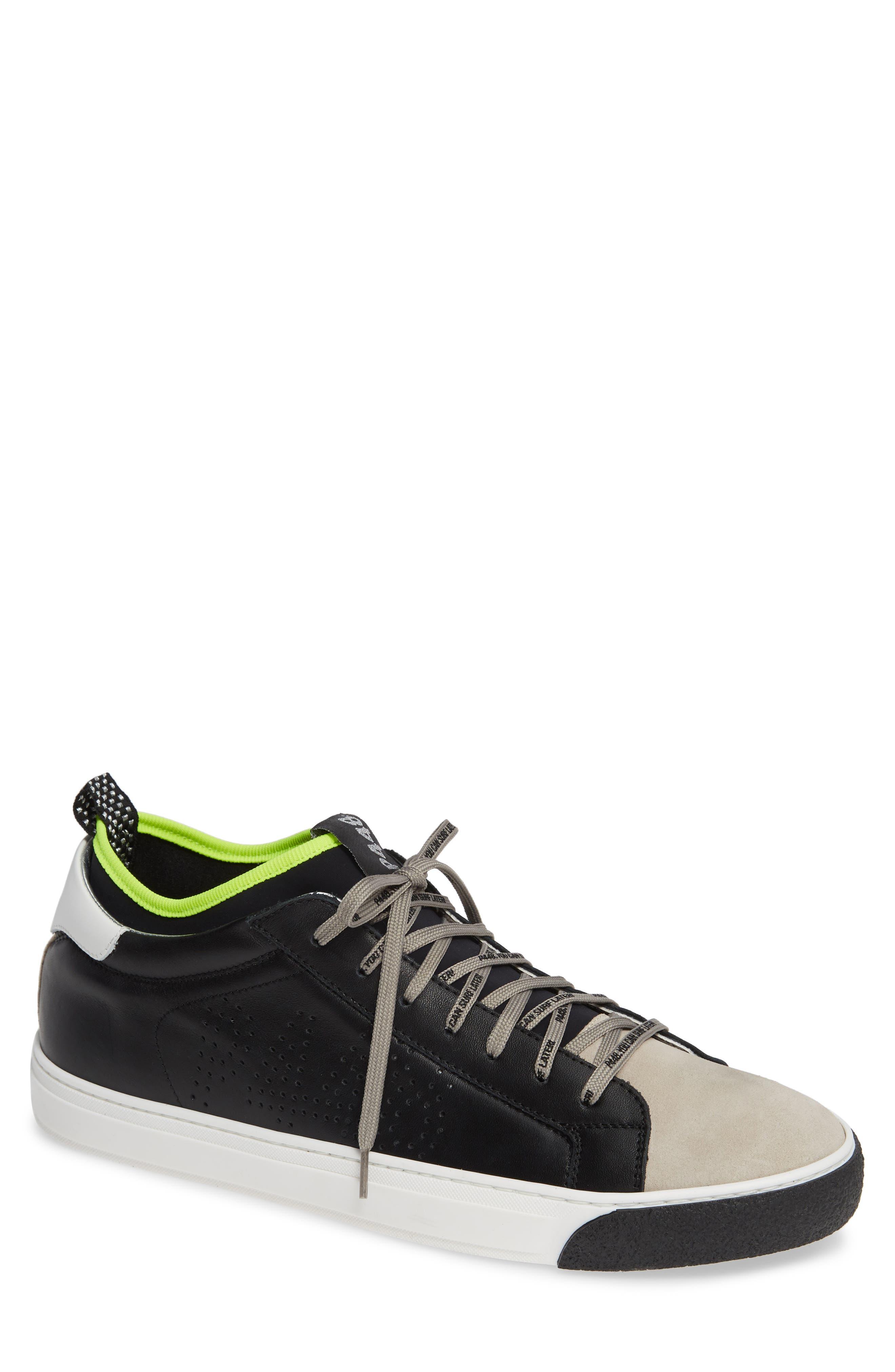 A8miamijsocks Sneaker,                         Main,                         color, BLACK
