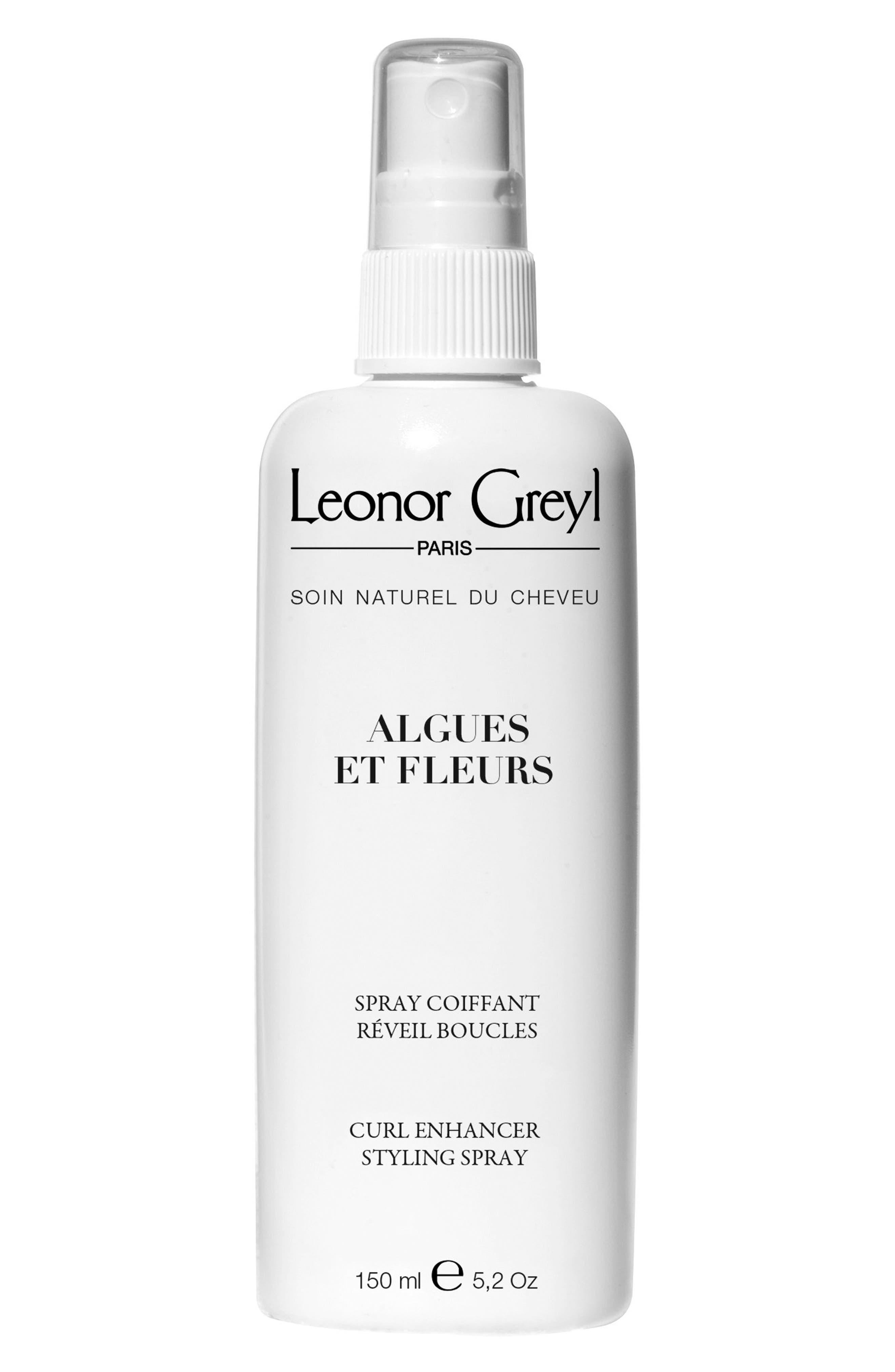 'Algues et Fleurs' Restructuring Styling Spray,                             Main thumbnail 1, color,                             NO COLOR