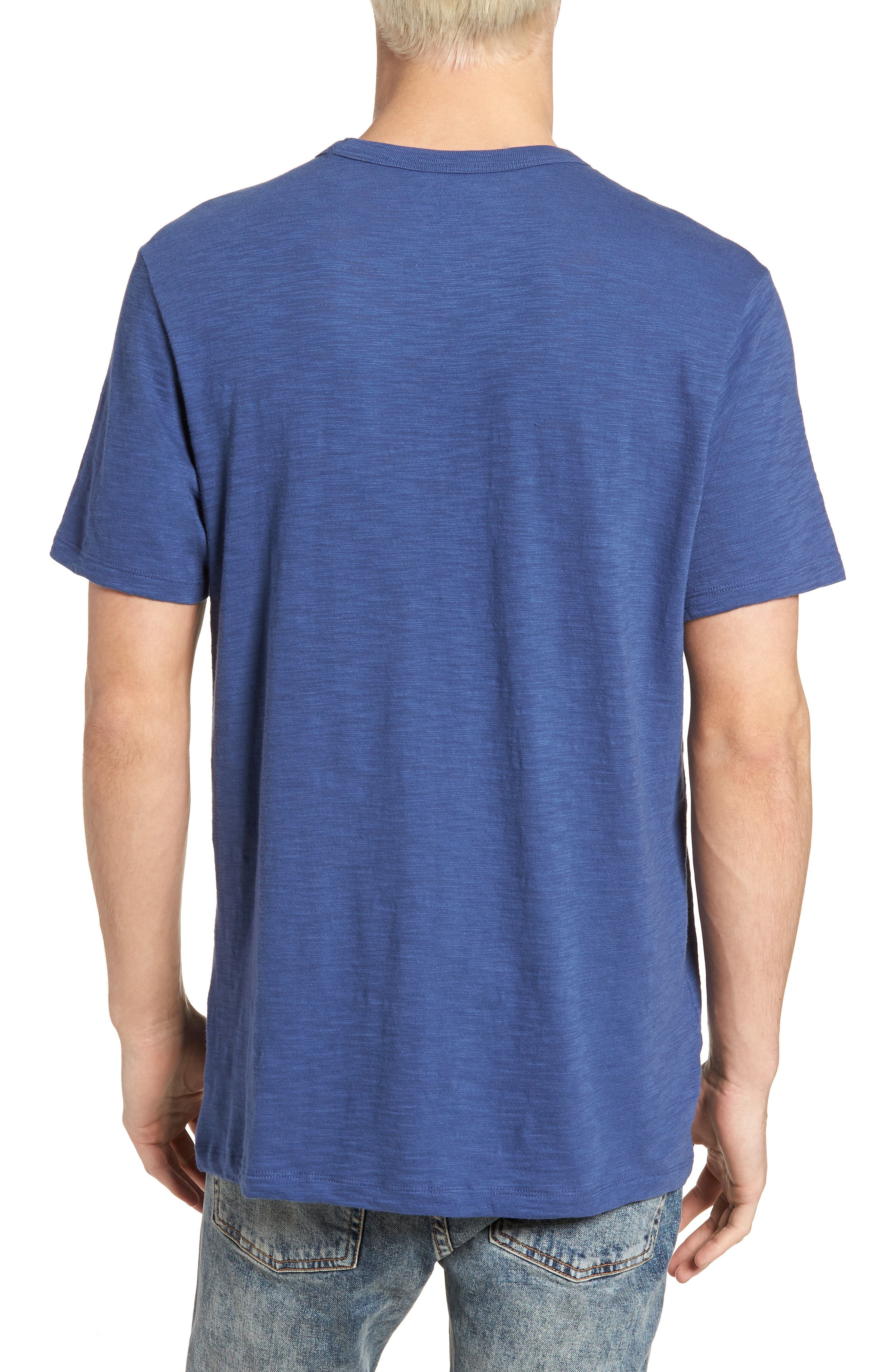 MLB Grit Scrum Kansas City Royals T-Shirt,                             Alternate thumbnail 2, color,                             BLEACHER BLUE