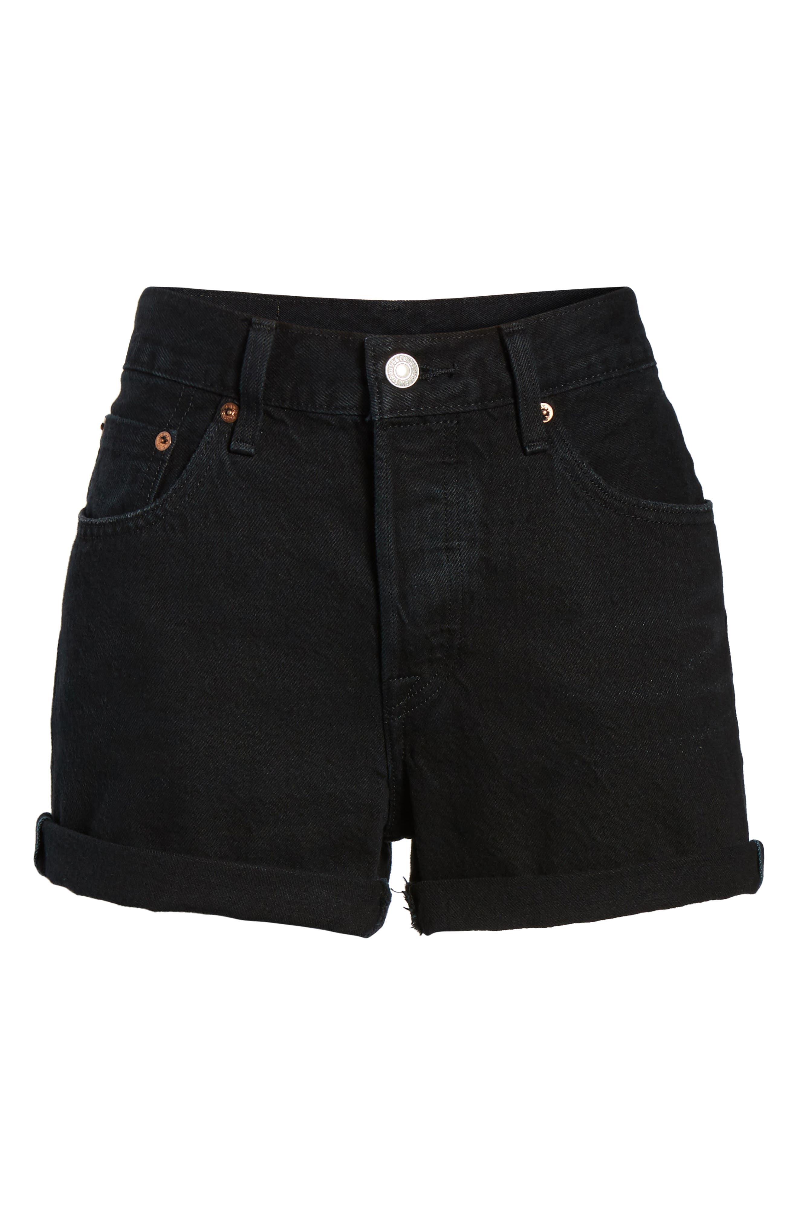 501<sup>®</sup> Cutoff Denim Shorts,                             Alternate thumbnail 7, color,