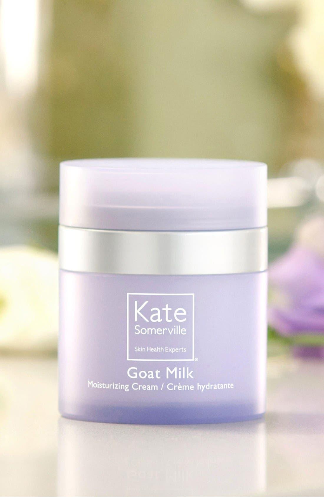 Goat Milk Moisturizing Cream,                             Alternate thumbnail 4, color,                             NO COLOR
