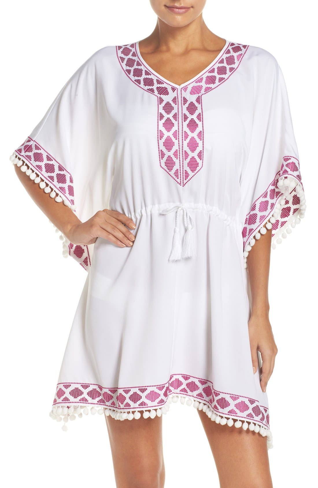 UPF 50 Tunic Cover-Up,                             Main thumbnail 2, color,