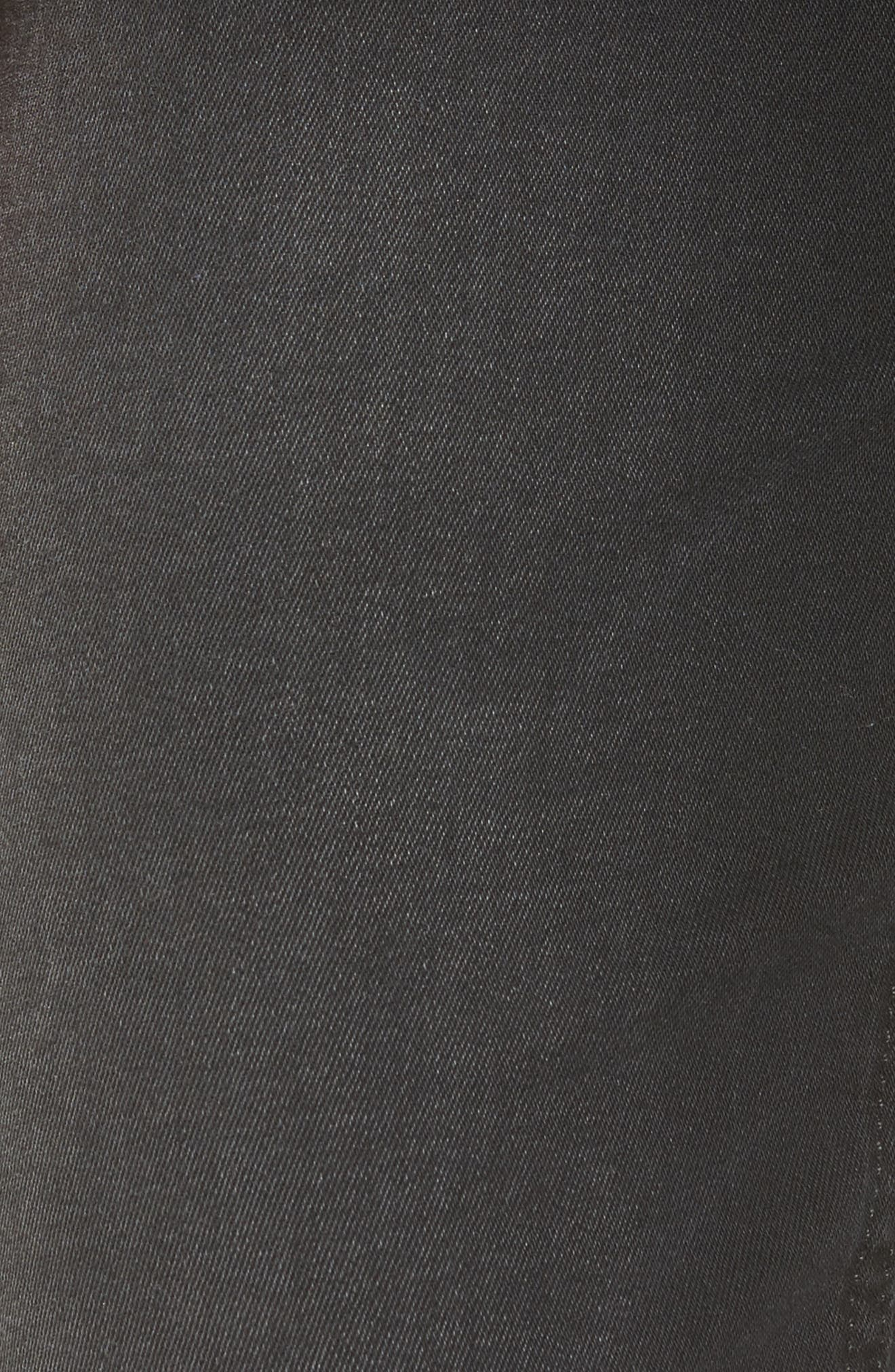 Seven7 Roxanne Raw Hem Ankle Jeans,                             Alternate thumbnail 5, color,                             004