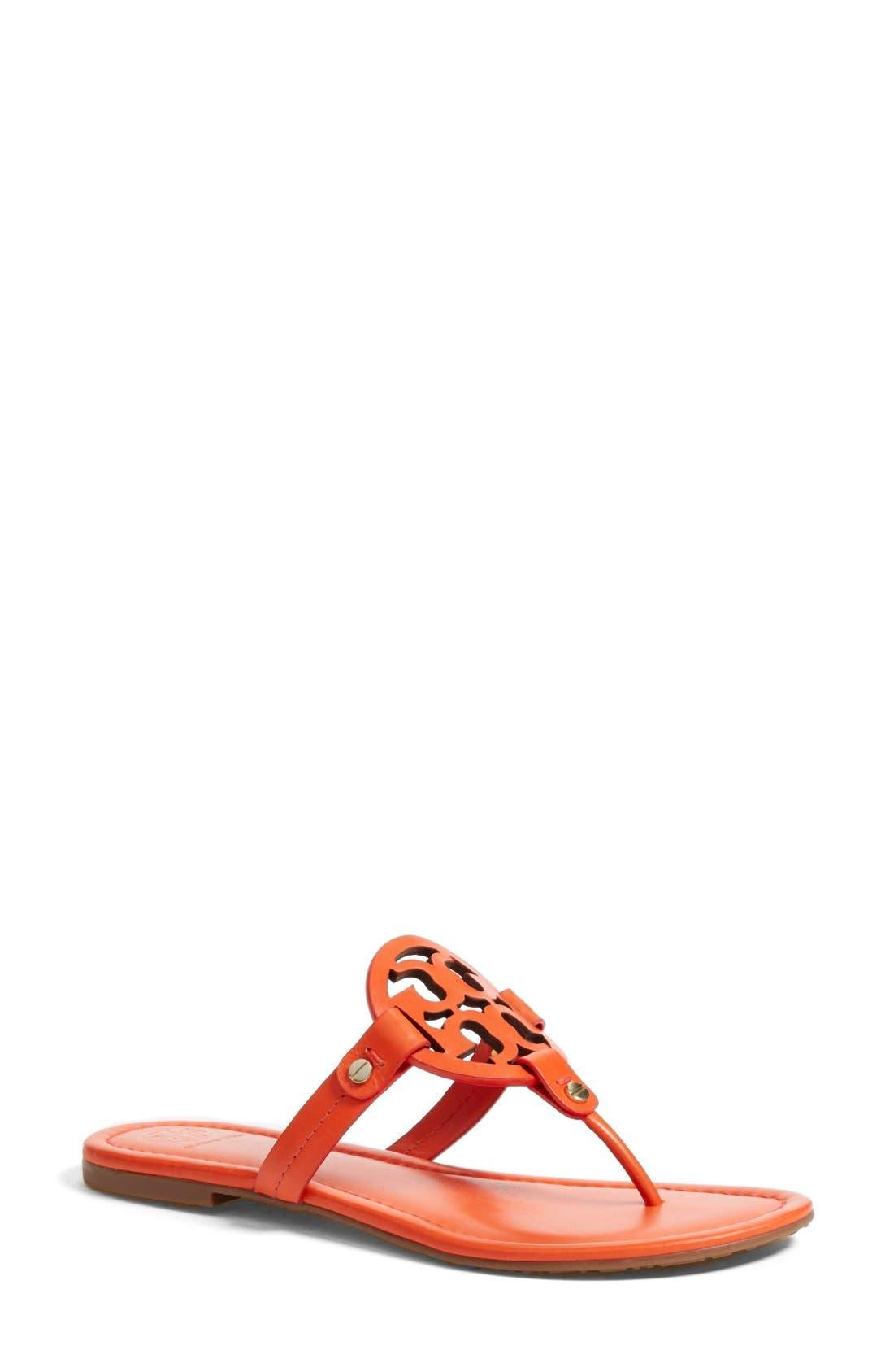 'Miller' Flip Flop,                             Main thumbnail 65, color,