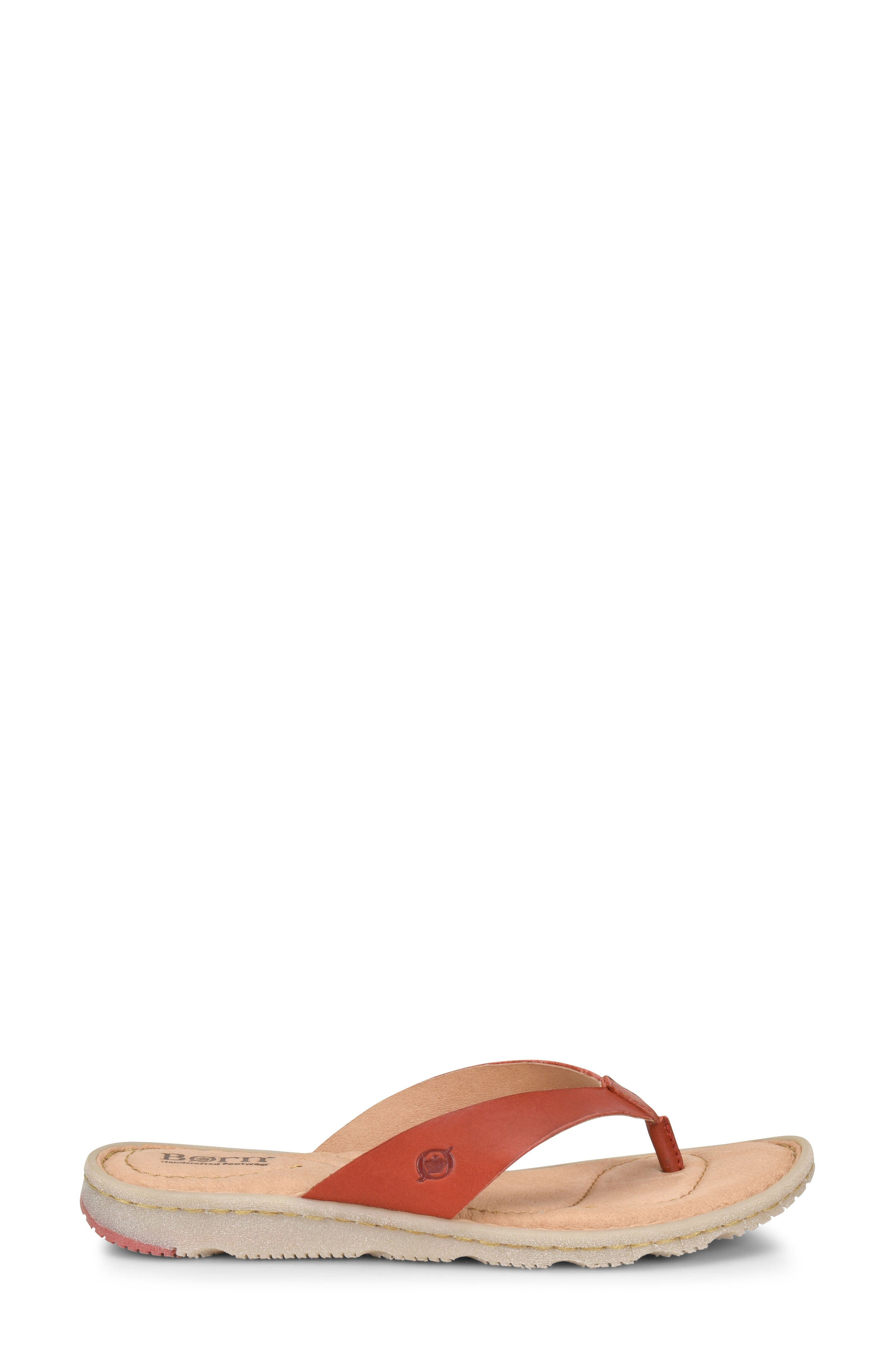 Tobago Flip Flop,                             Alternate thumbnail 9, color,