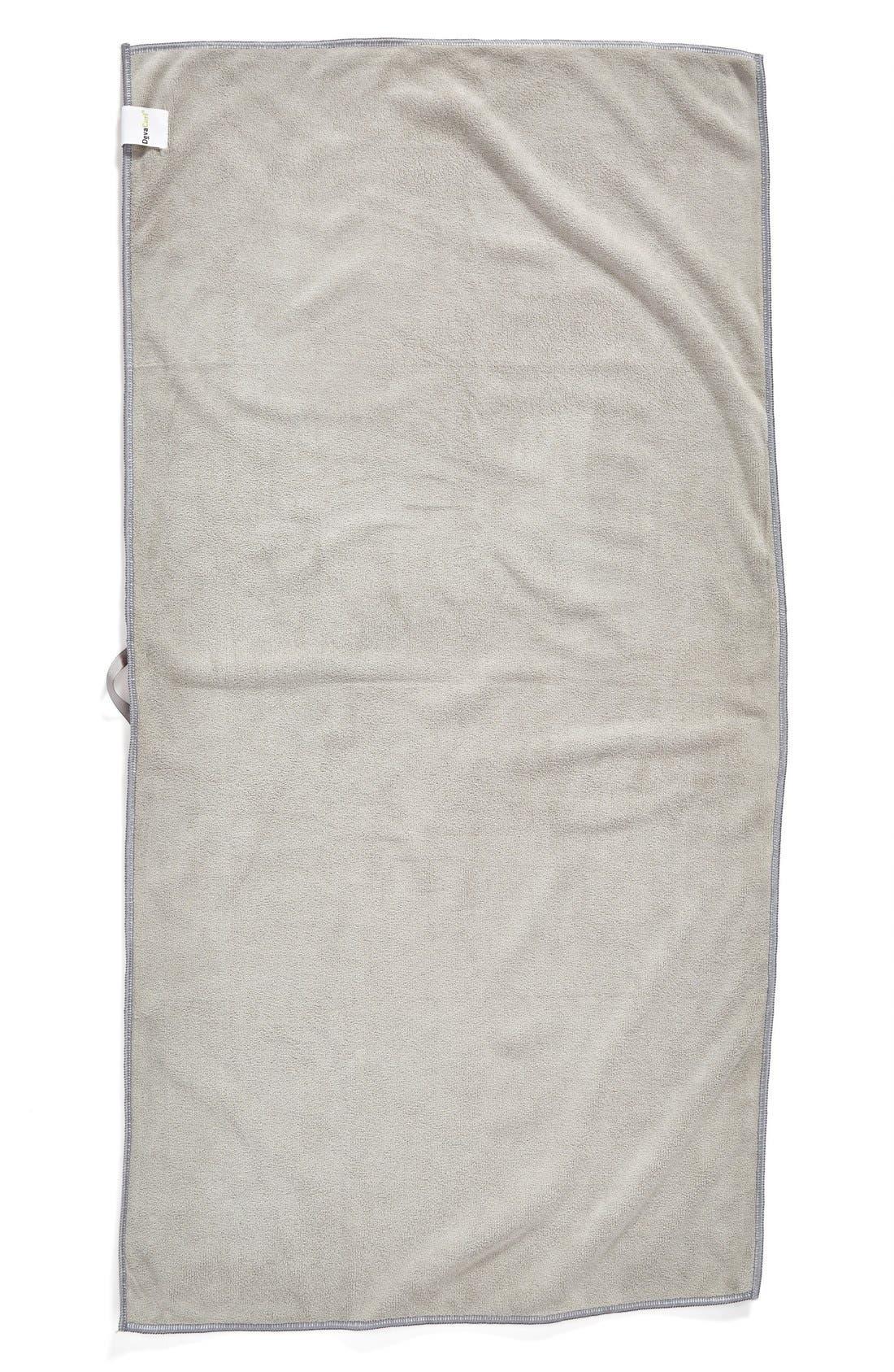 DevaTowel Anti-Frizz Microfiber Towel,                             Alternate thumbnail 5, color,                             NO COLOR