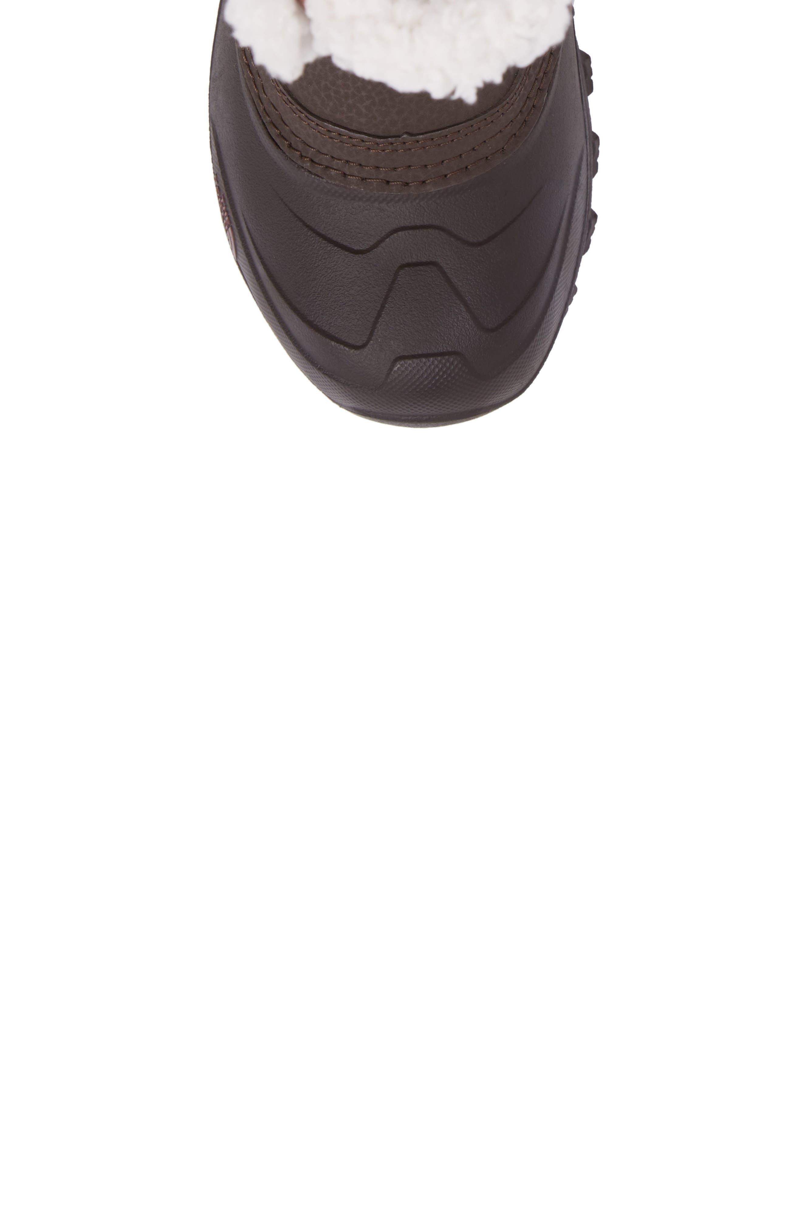 Shellista Lace III Faux Fur Waterproof Boot,                             Alternate thumbnail 14, color,