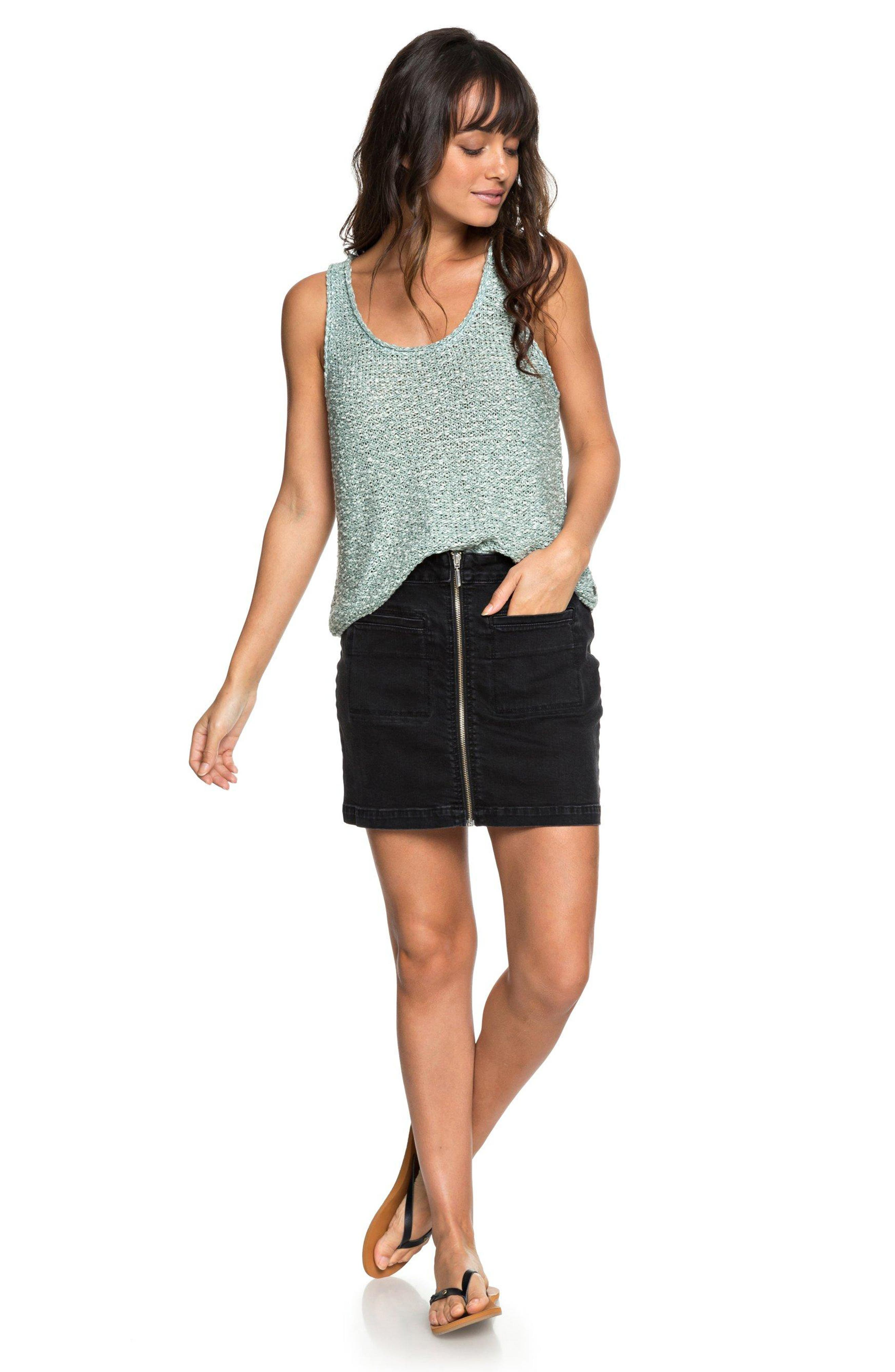 Army Shades Sweater Tank,                             Alternate thumbnail 5, color,                             TRELLIS