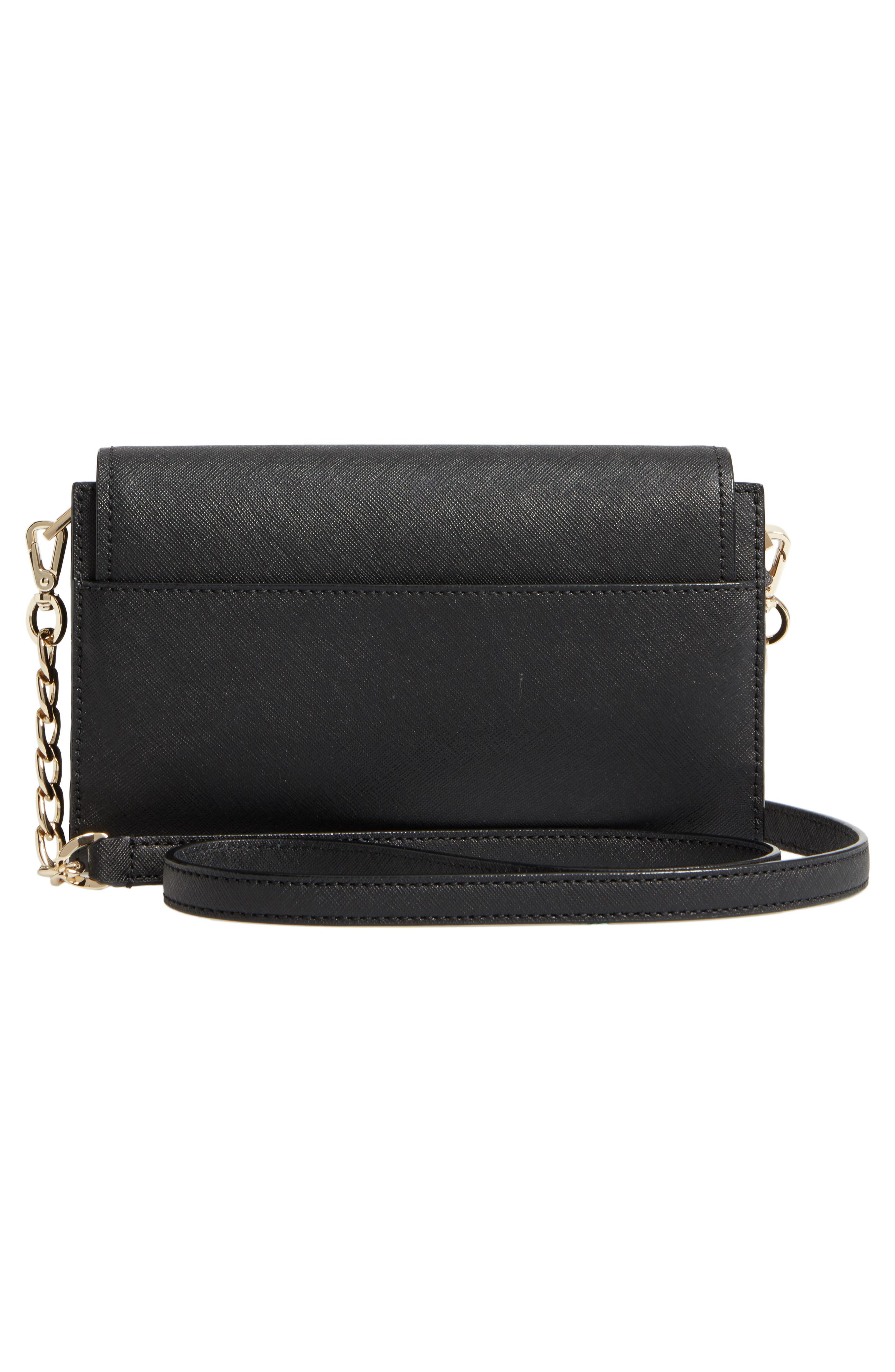 make it mine - camila leather clutch,                             Alternate thumbnail 5, color,