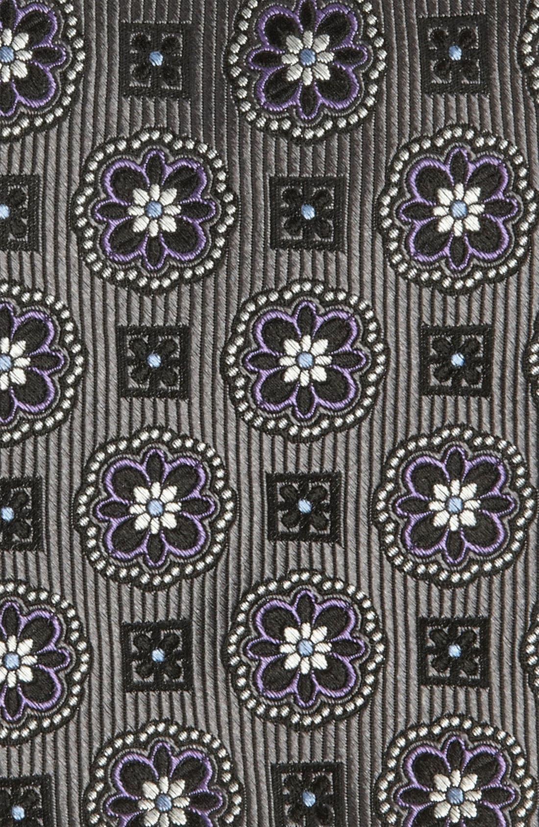 Woven Silk Tie,                             Alternate thumbnail 2, color,                             020