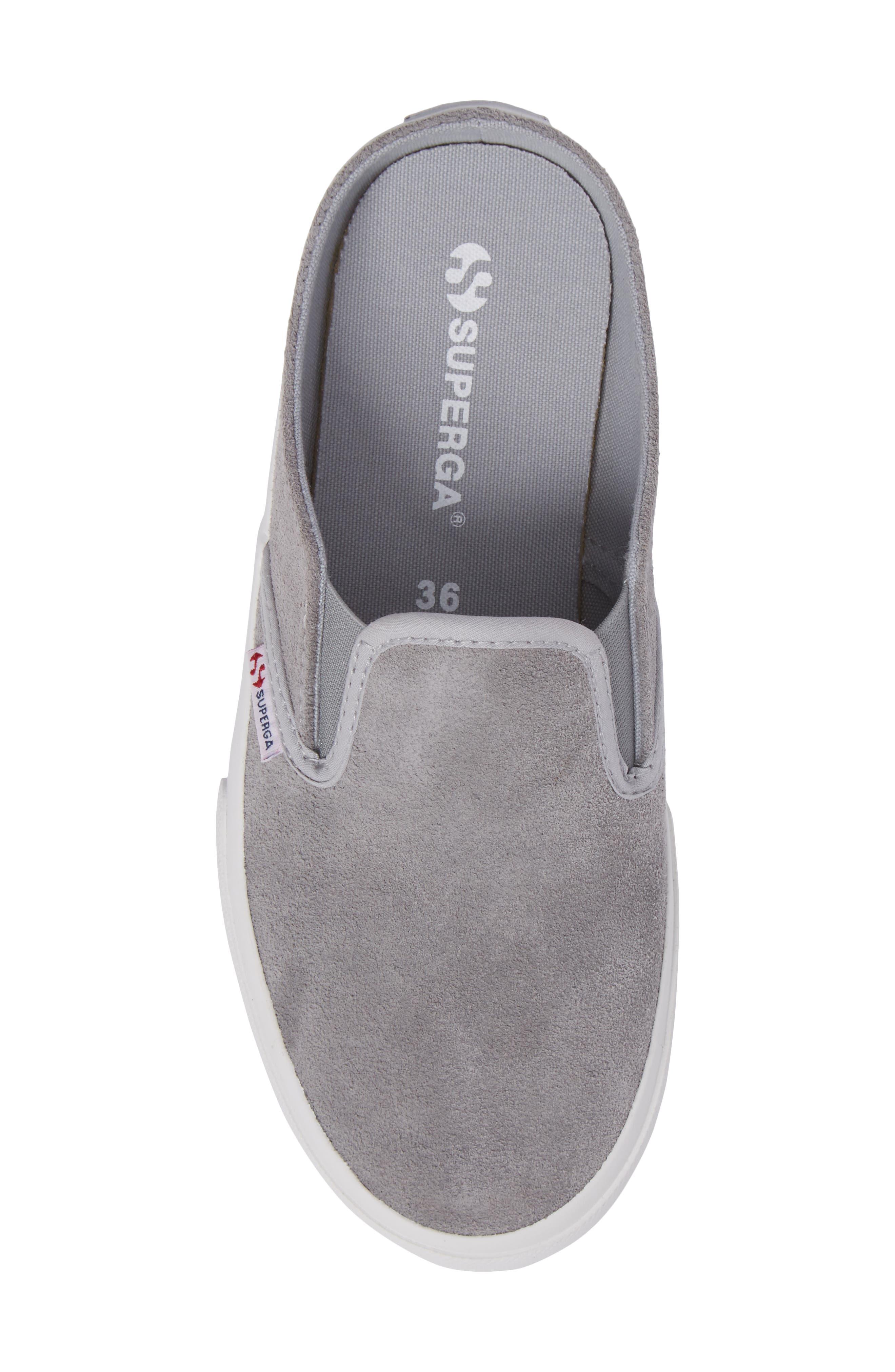 Slip-On Mule Sneaker,                             Alternate thumbnail 5, color,                             020
