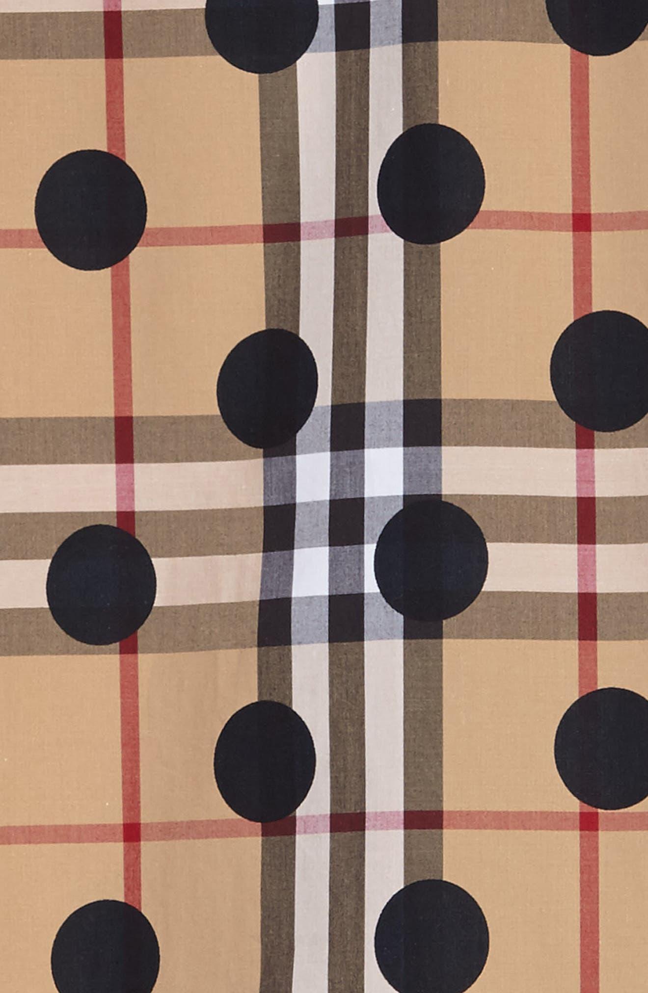 Annie Shift Dress,                             Alternate thumbnail 3, color,                             410