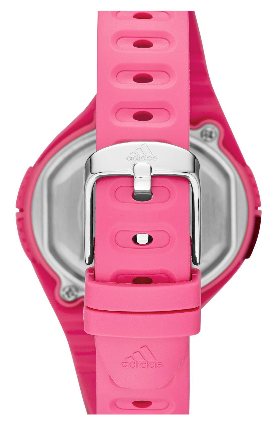 'Adizero' Digital Watch, 43mm x 38mm,                             Alternate thumbnail 8, color,