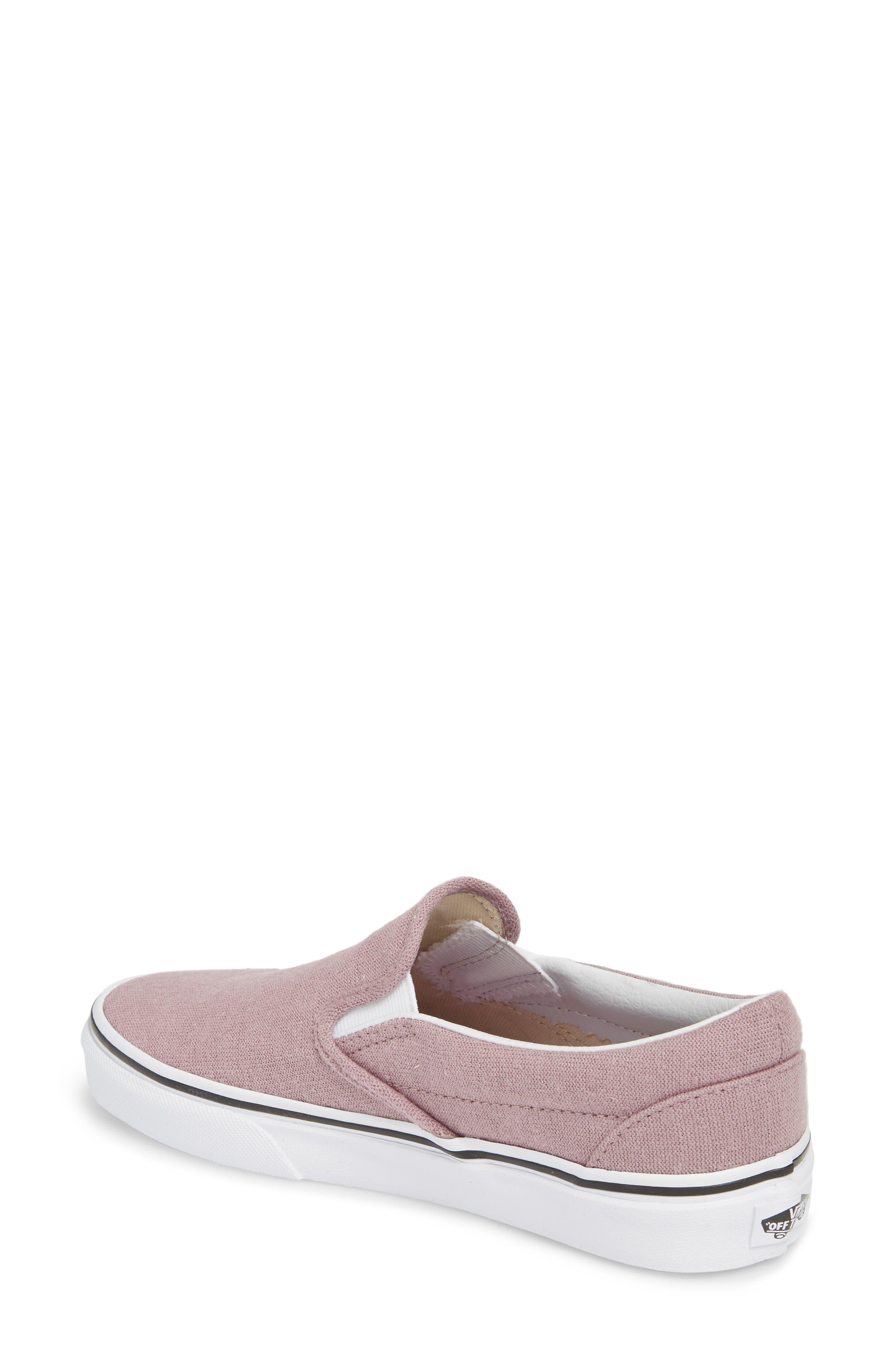 Classic Slip-On Sneaker,                             Alternate thumbnail 115, color,
