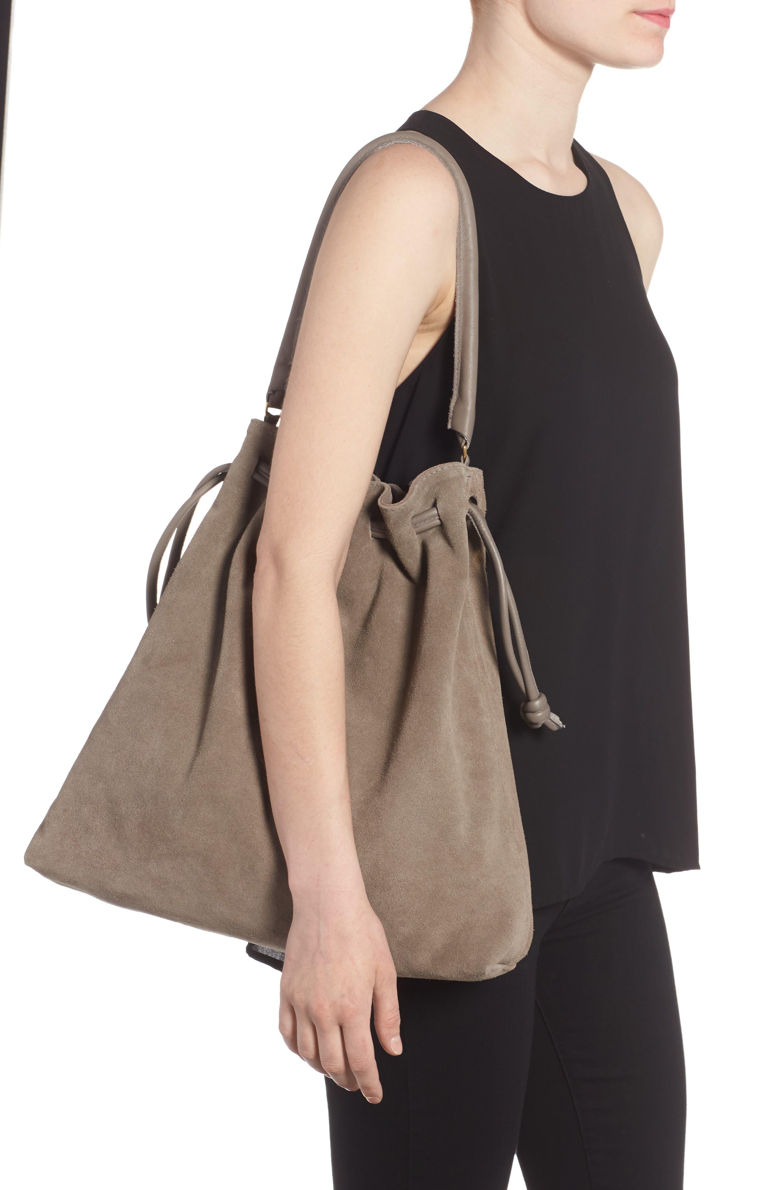 Henri Drawstring Shoulder Bag,                             Alternate thumbnail 2, color,