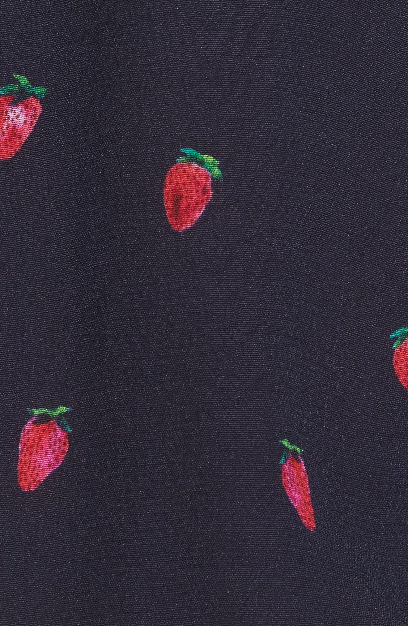 Kate Print Shirt,                             Alternate thumbnail 83, color,