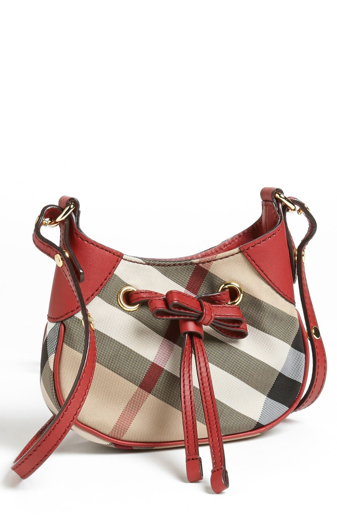BURBERRY,                             Crossbody Bag,                             Main thumbnail 1, color,                             609