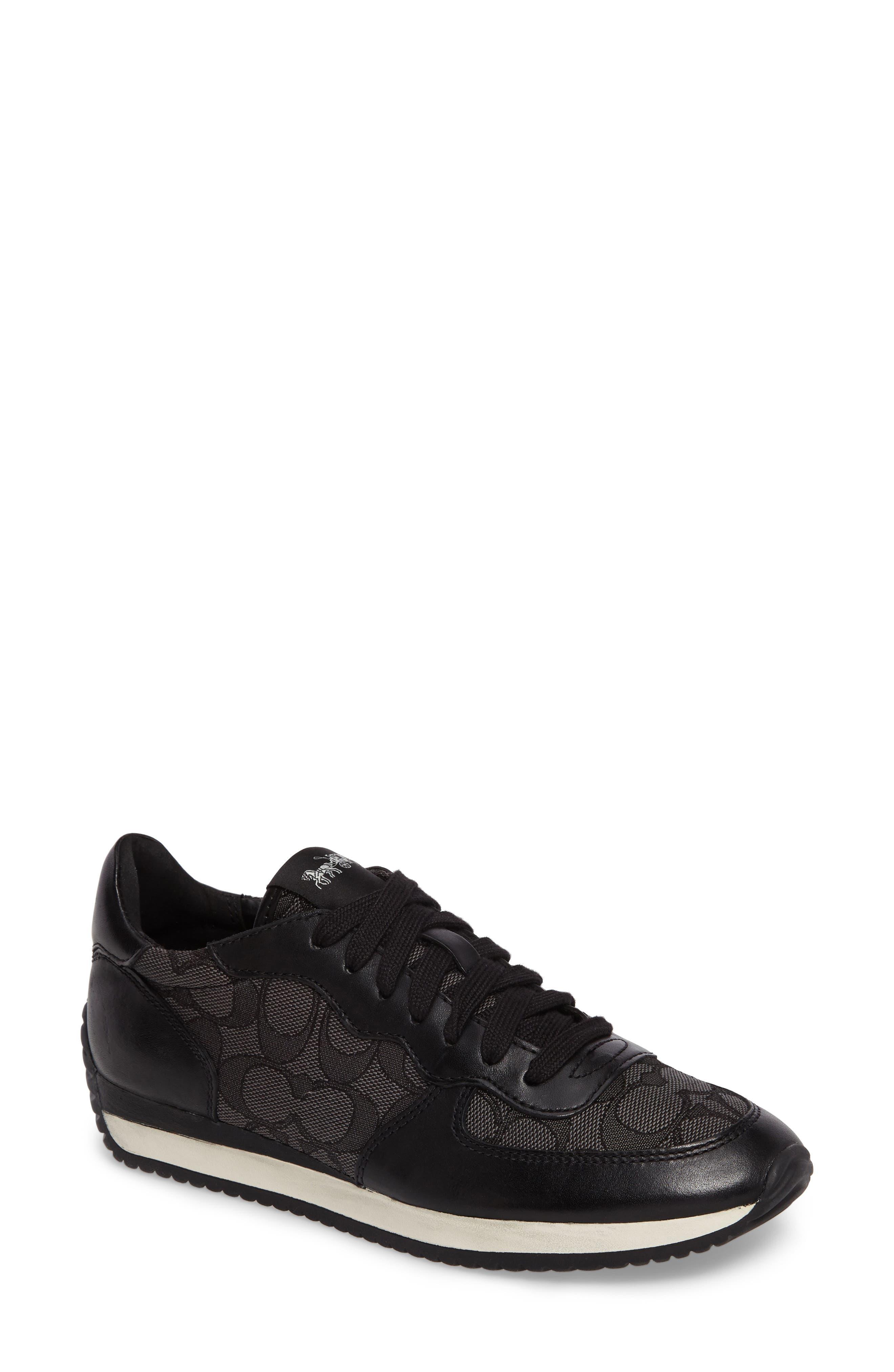 COACH Farah Sneaker, Main, color, 011
