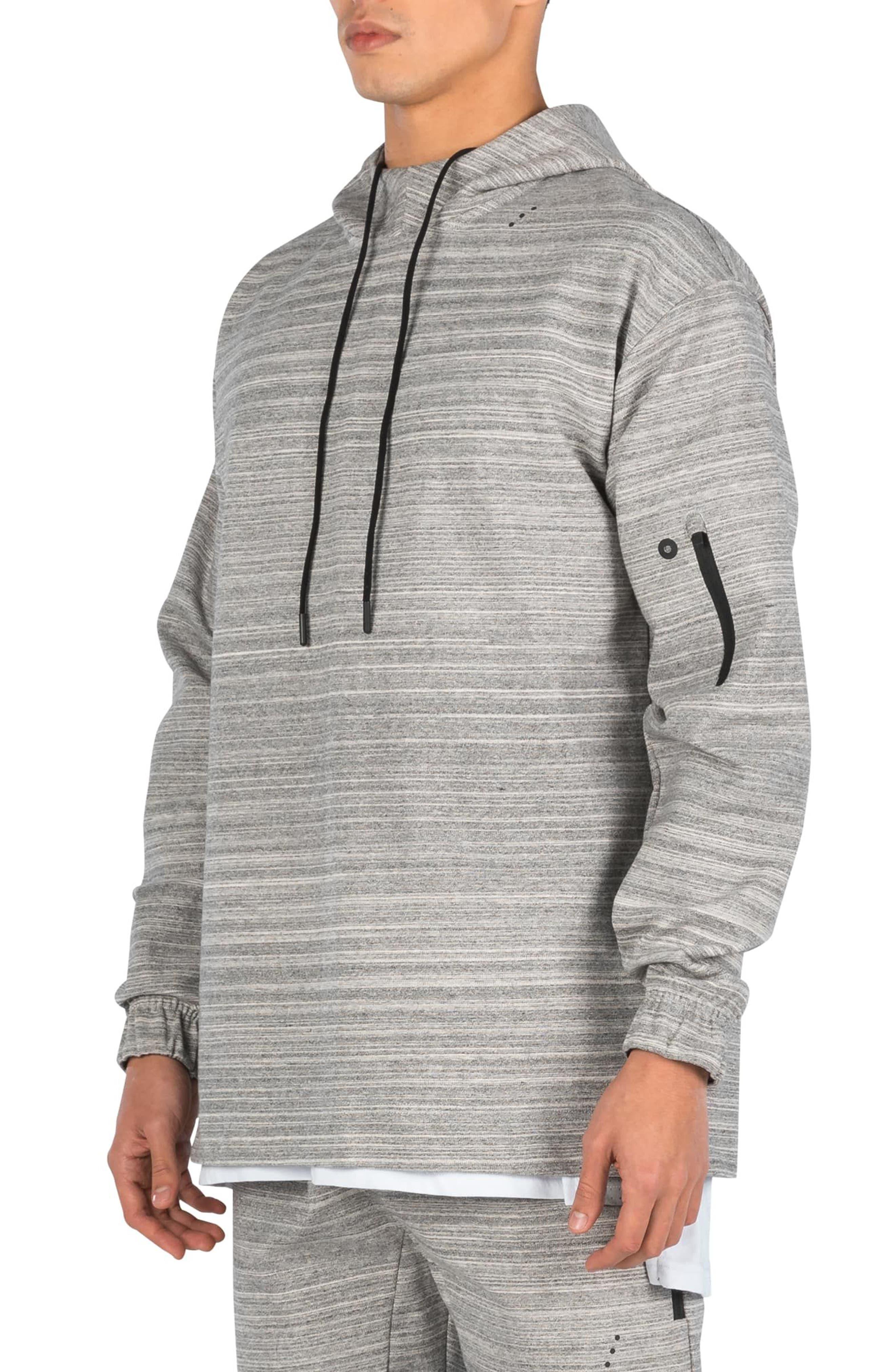 Tech Hoodie Sweatshirt,                             Alternate thumbnail 4, color,                             031