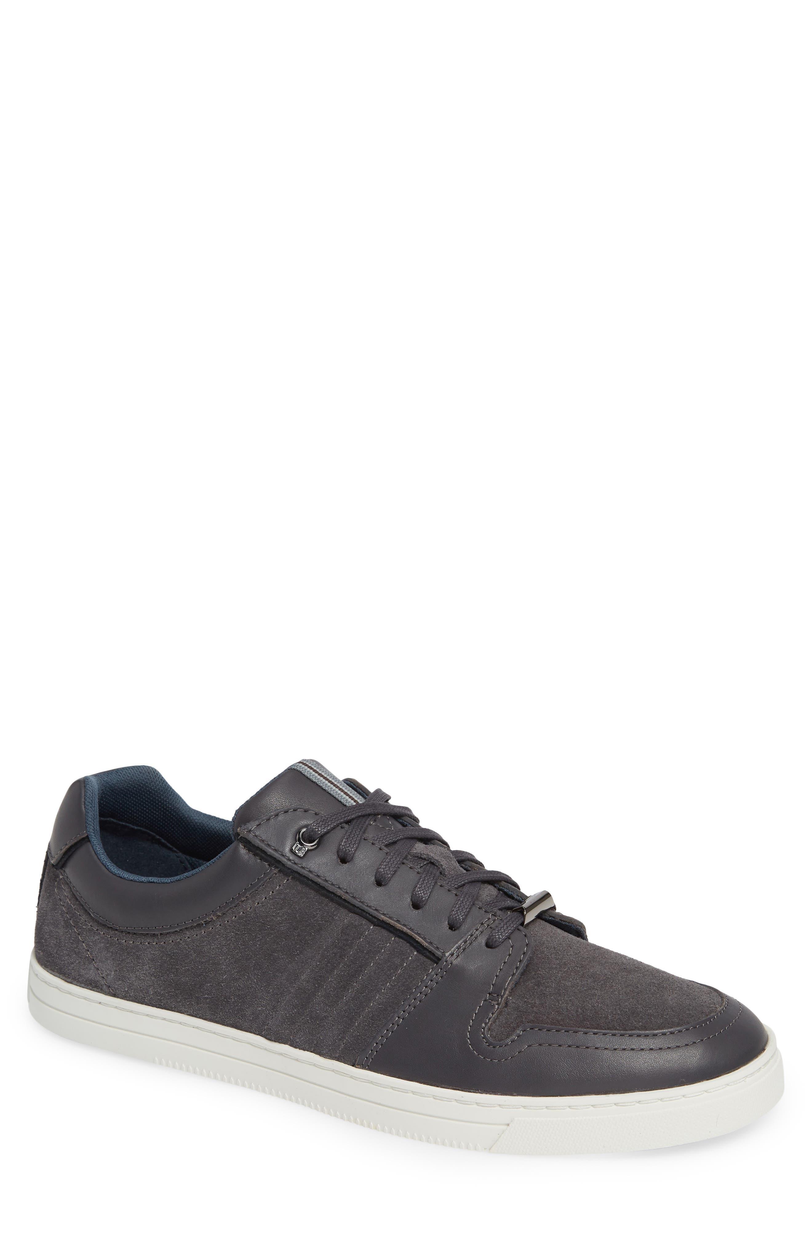 Kalhan Sneaker,                         Main,                         color, DARK GREY