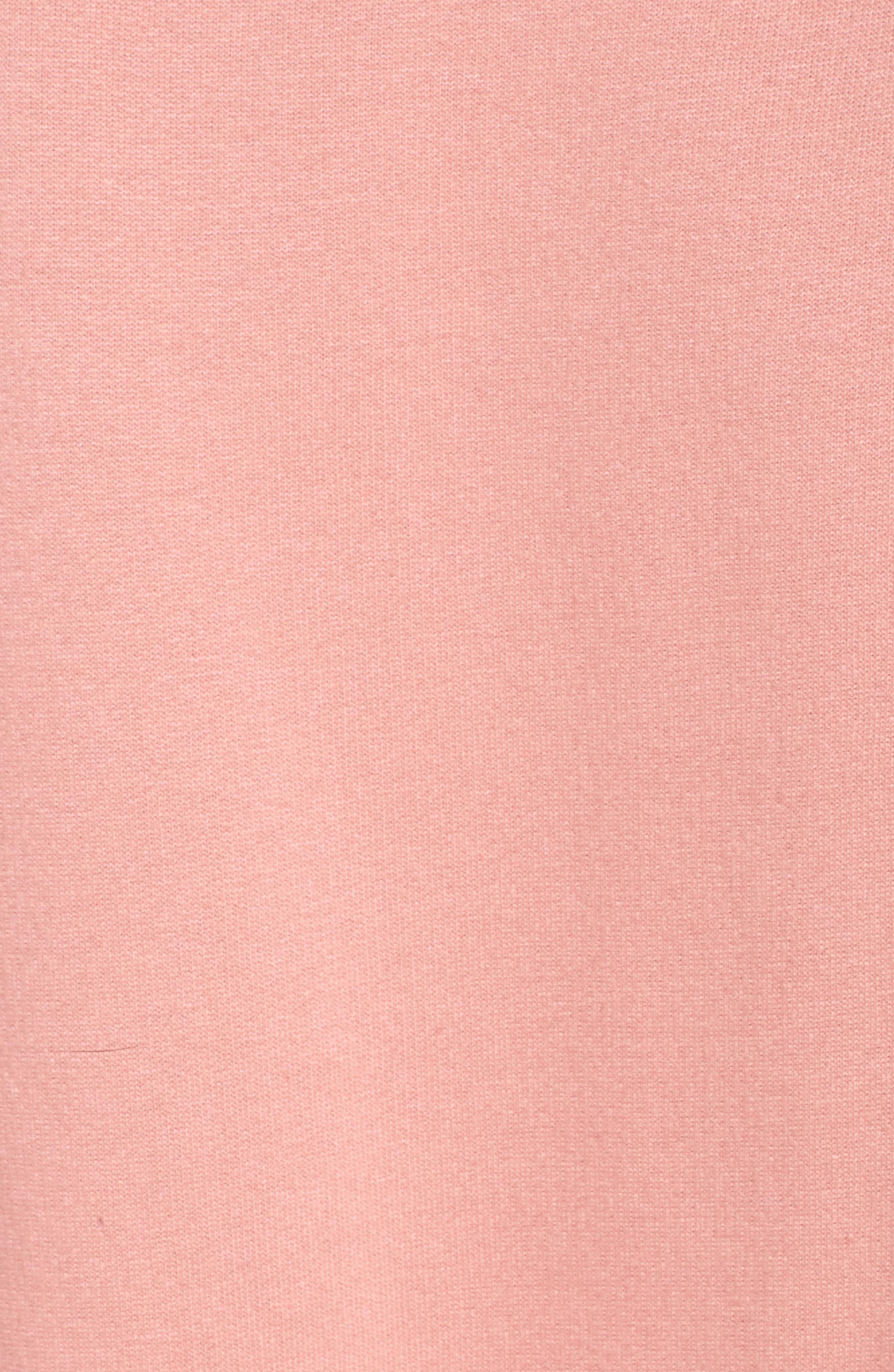 Blonde Crewneck Sweatshirt,                             Alternate thumbnail 5, color,